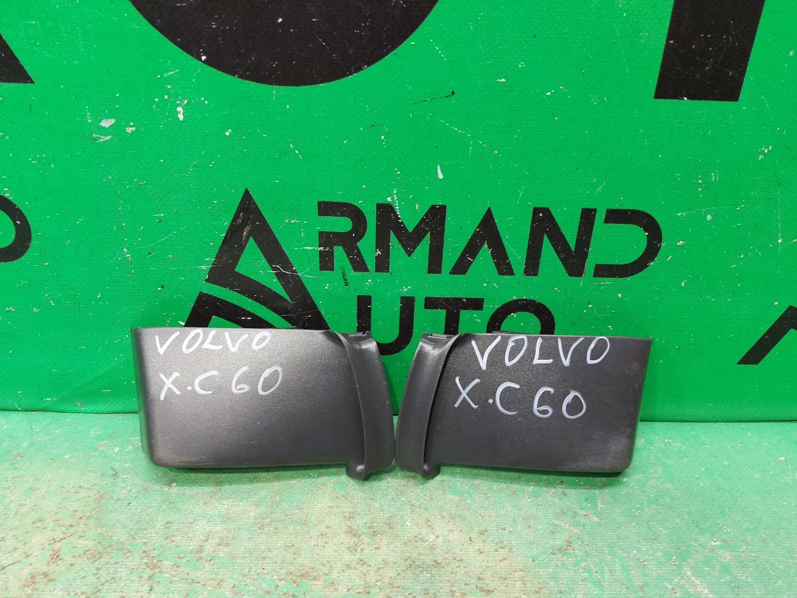 Накладка обшивки багажника Volvo Xc60 1 2008 (б/у)
