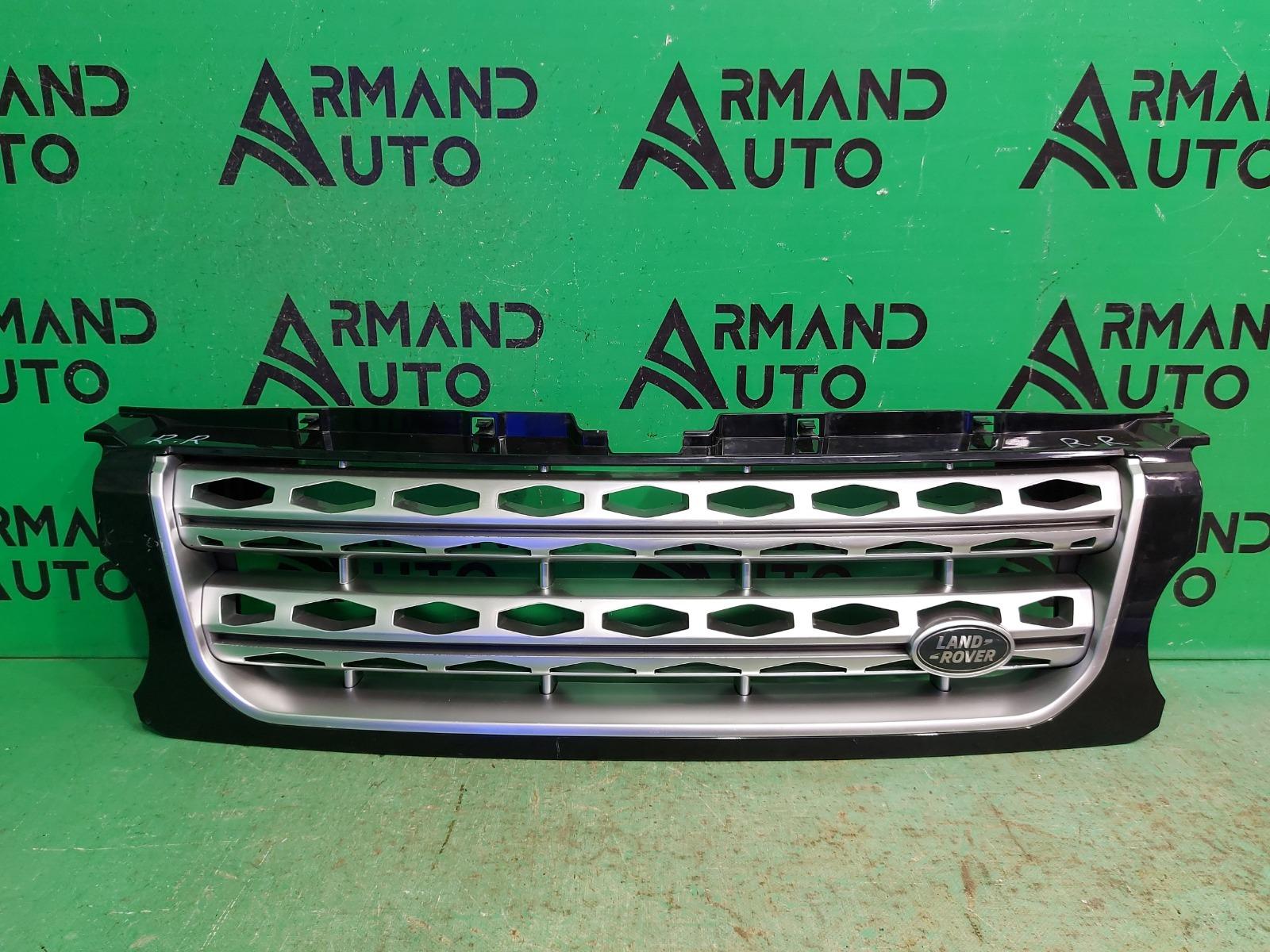 Решетка радиатора Land Rover Discovery 4 РЕCТАЙЛИНГ 2013 (б/у)