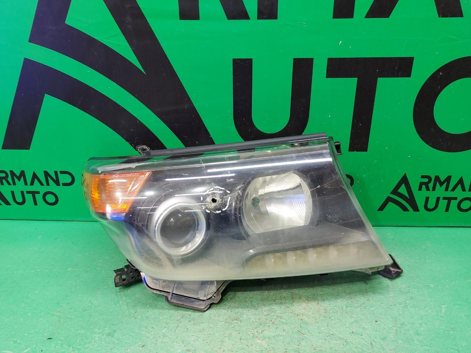 Фара Toyota Land Cruiser 200 РЕСТАЙЛИНГ 2012 правая (б/у)