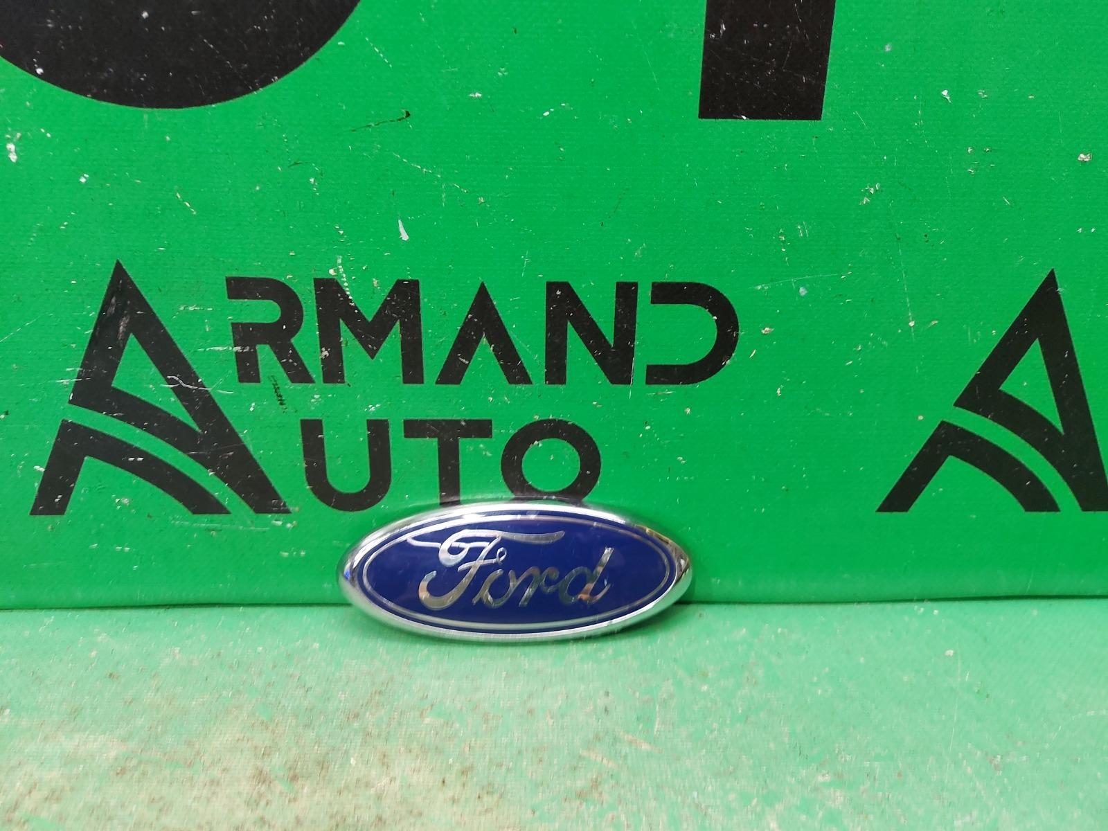 Эмблема Ford Transit 7 2014 задняя (б/у)