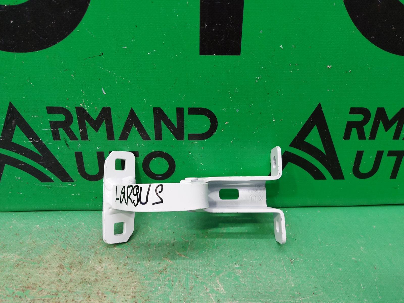 Петля багажника Lada Largus 1 2012 левая верхняя (б/у)