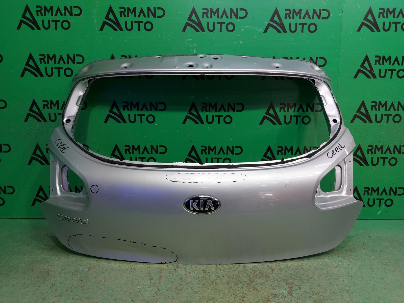Дверь багажника Kia Ceed 2 2012 (б/у)