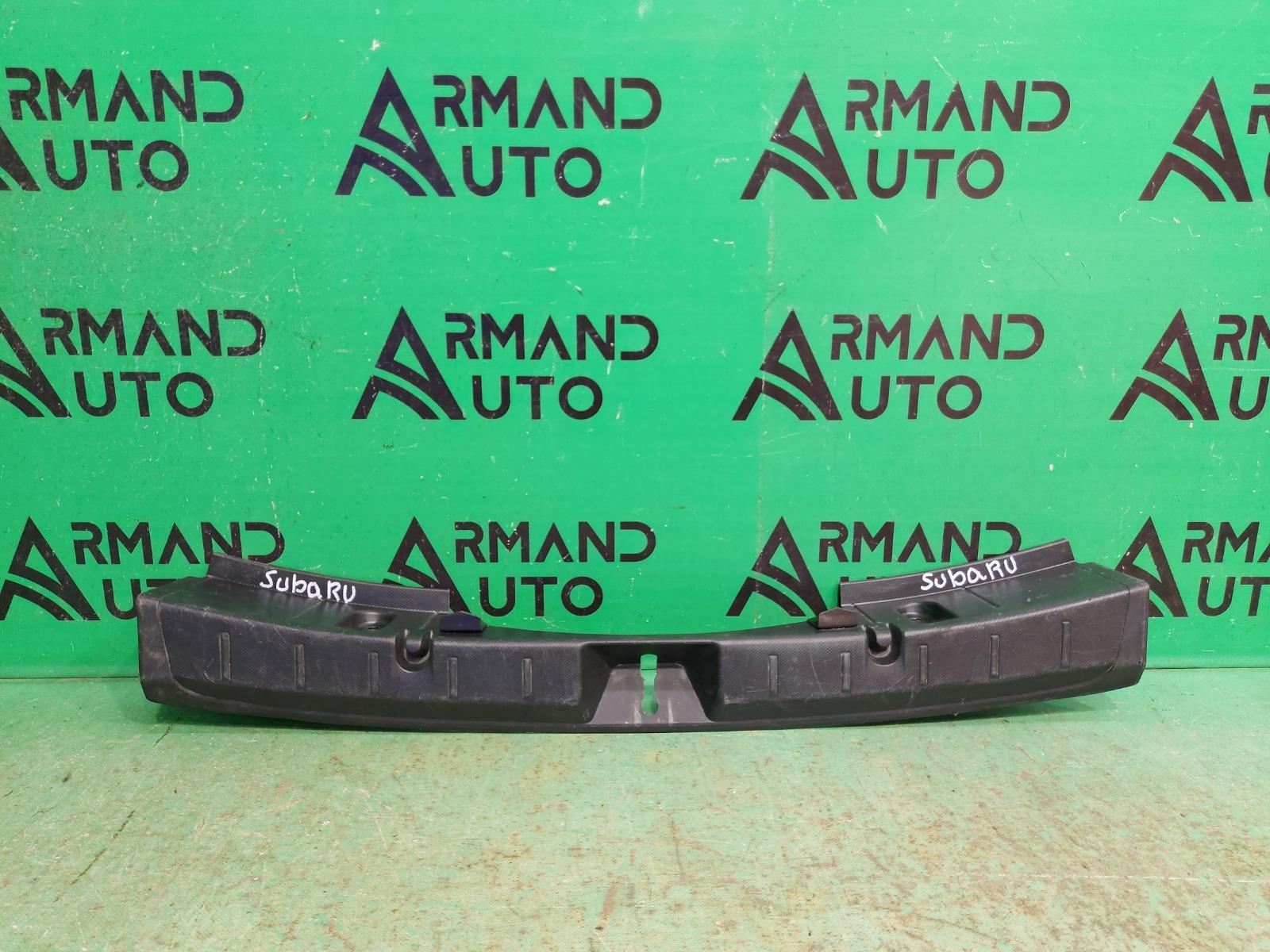 Накладка замка багажника Subaru Xv 1 2011 (б/у)