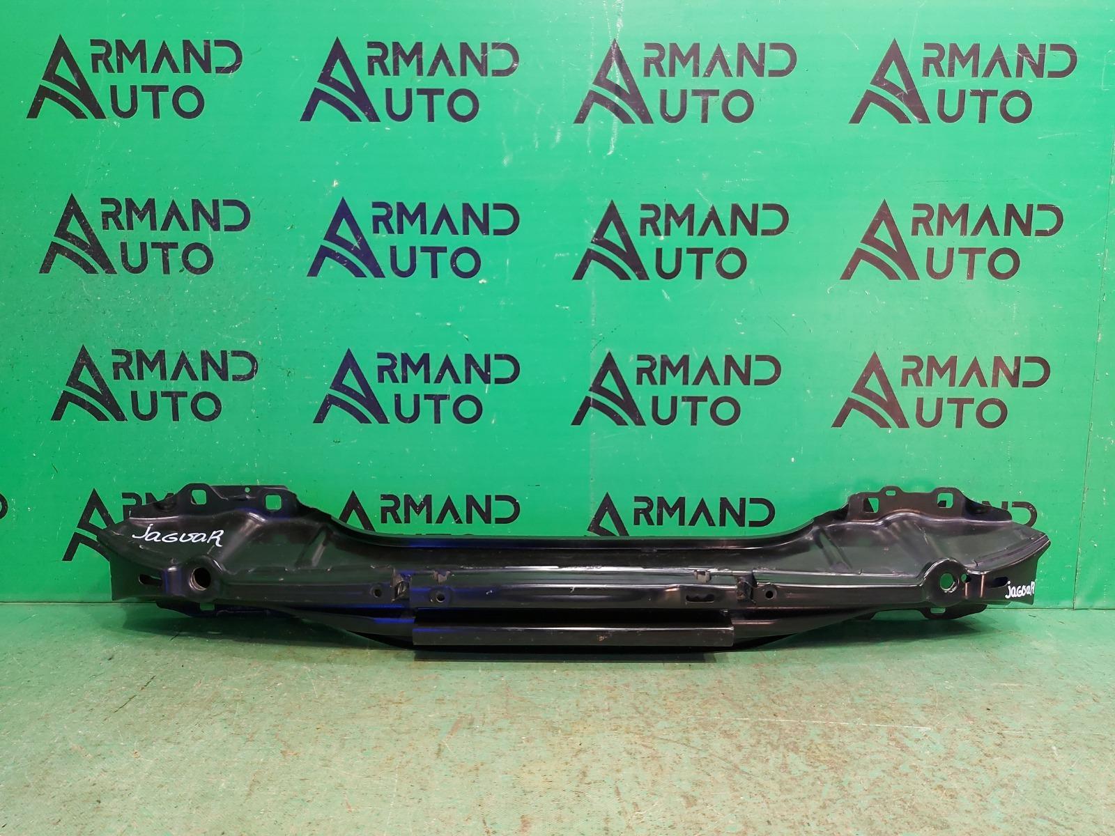 Усилитель бампера Jaguar Xf 2 2015 задний (б/у)