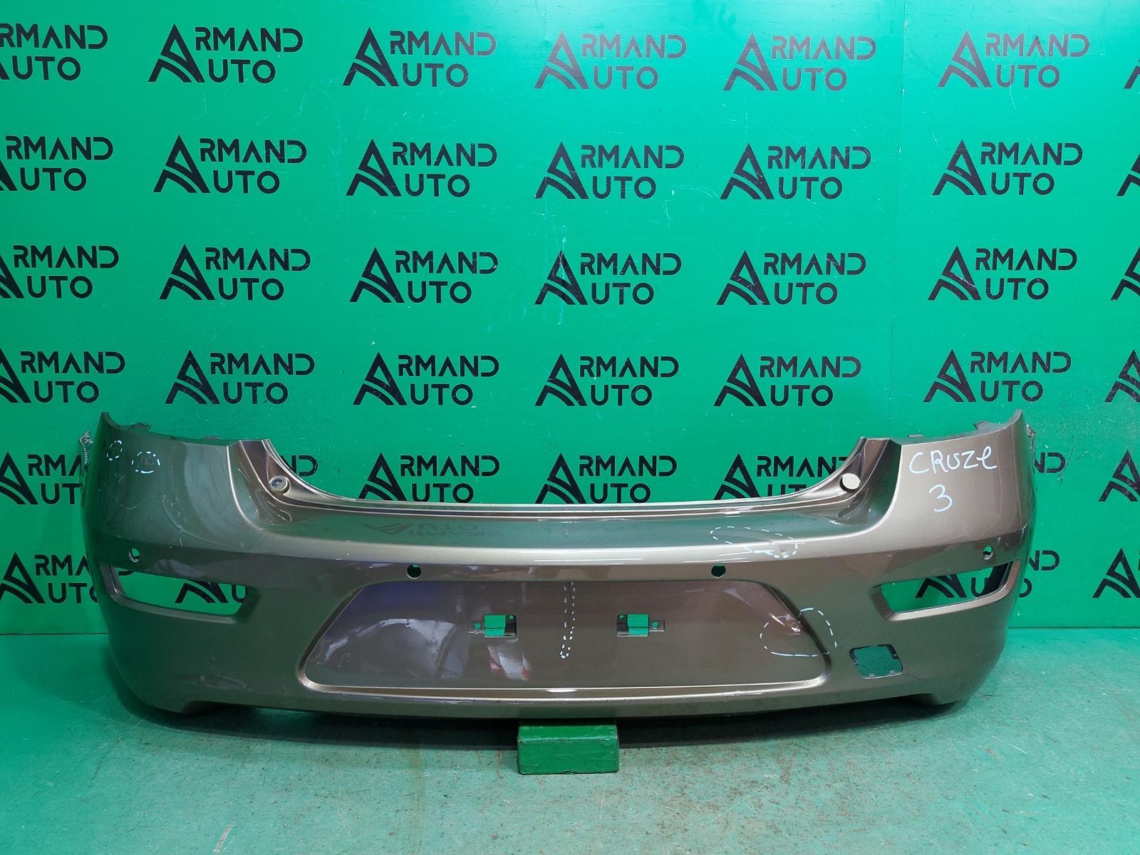 Бампер Chevrolet Cruze 1 2009 задний (б/у)