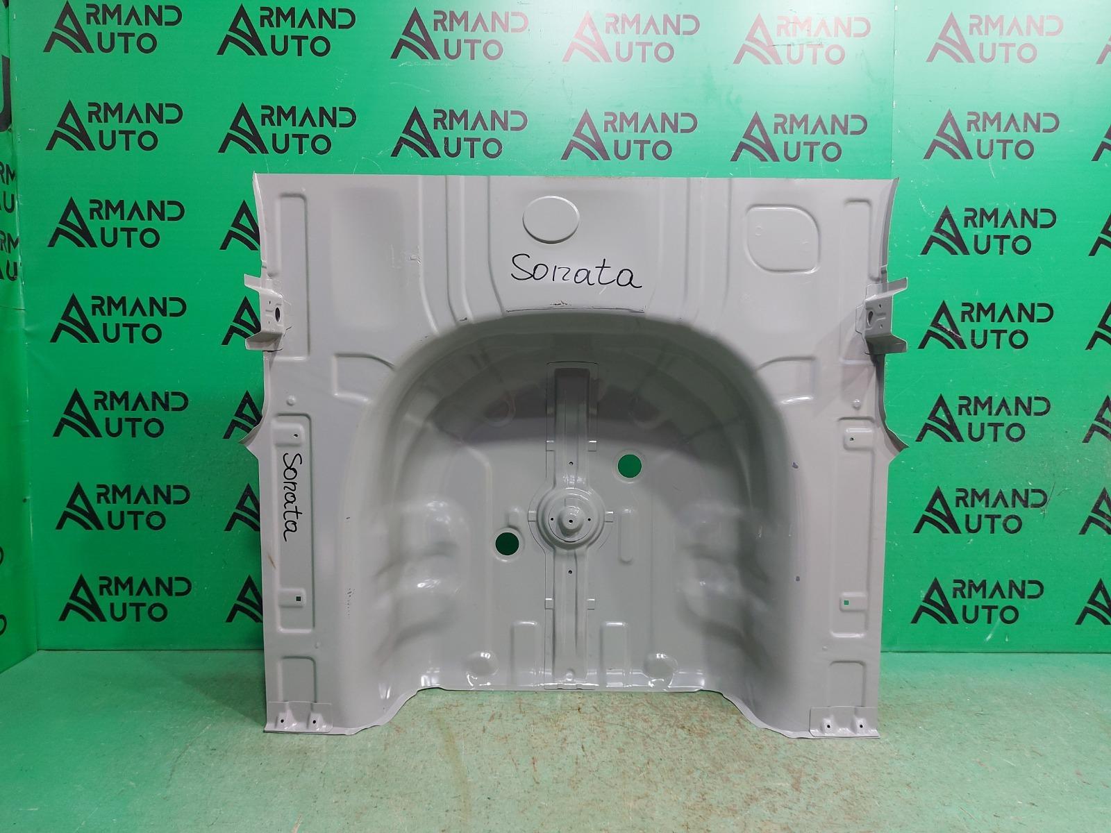 Панель пола Hyundai Sonata 8 2019 (б/у)