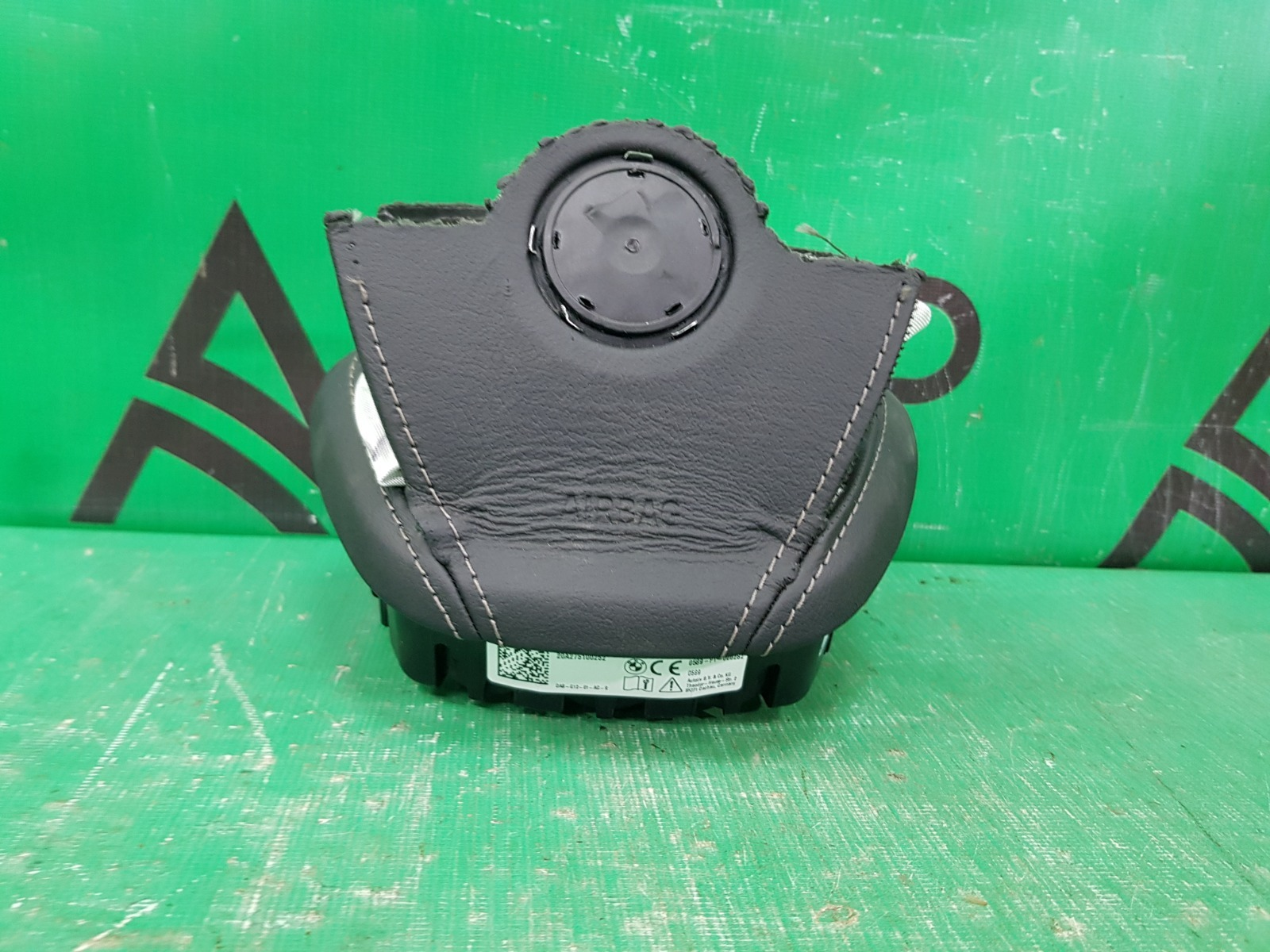 Подушка безопасности ( airbag ) в руль Bmw 5 G30 2016 (б/у)