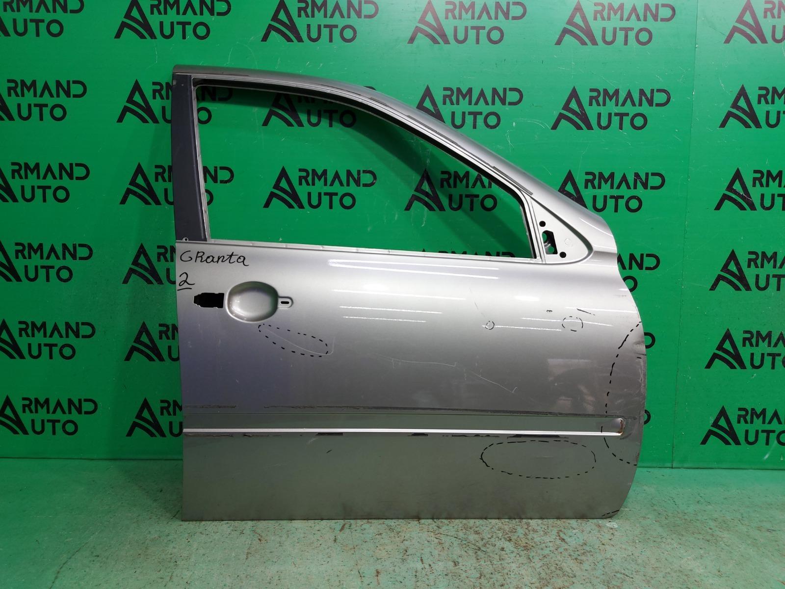 Дверь Lada Granta 1 2011 передняя правая (б/у)