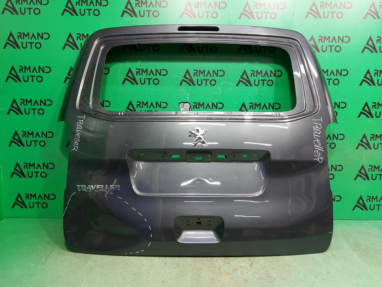 Дверь багажника Peugeot Traveller 1 2016 (б/у)