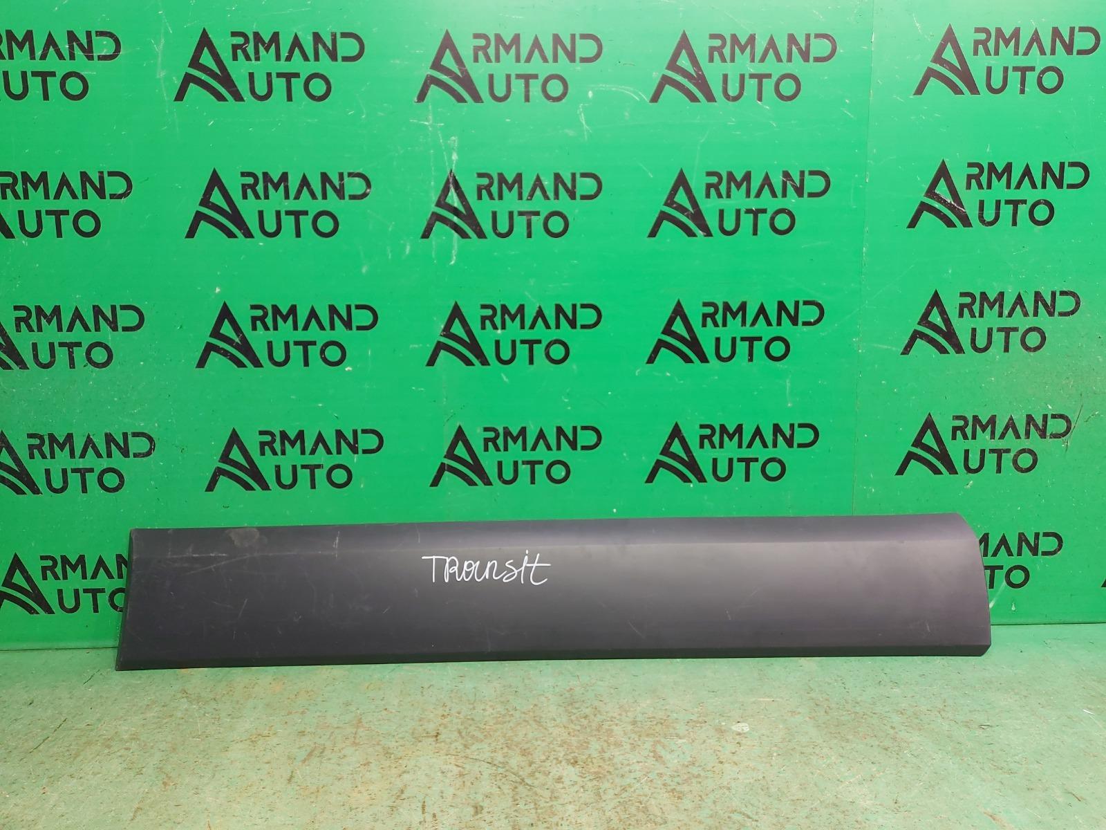 Накладка сдвижной двери Ford Transit 7 2014 левая (б/у)