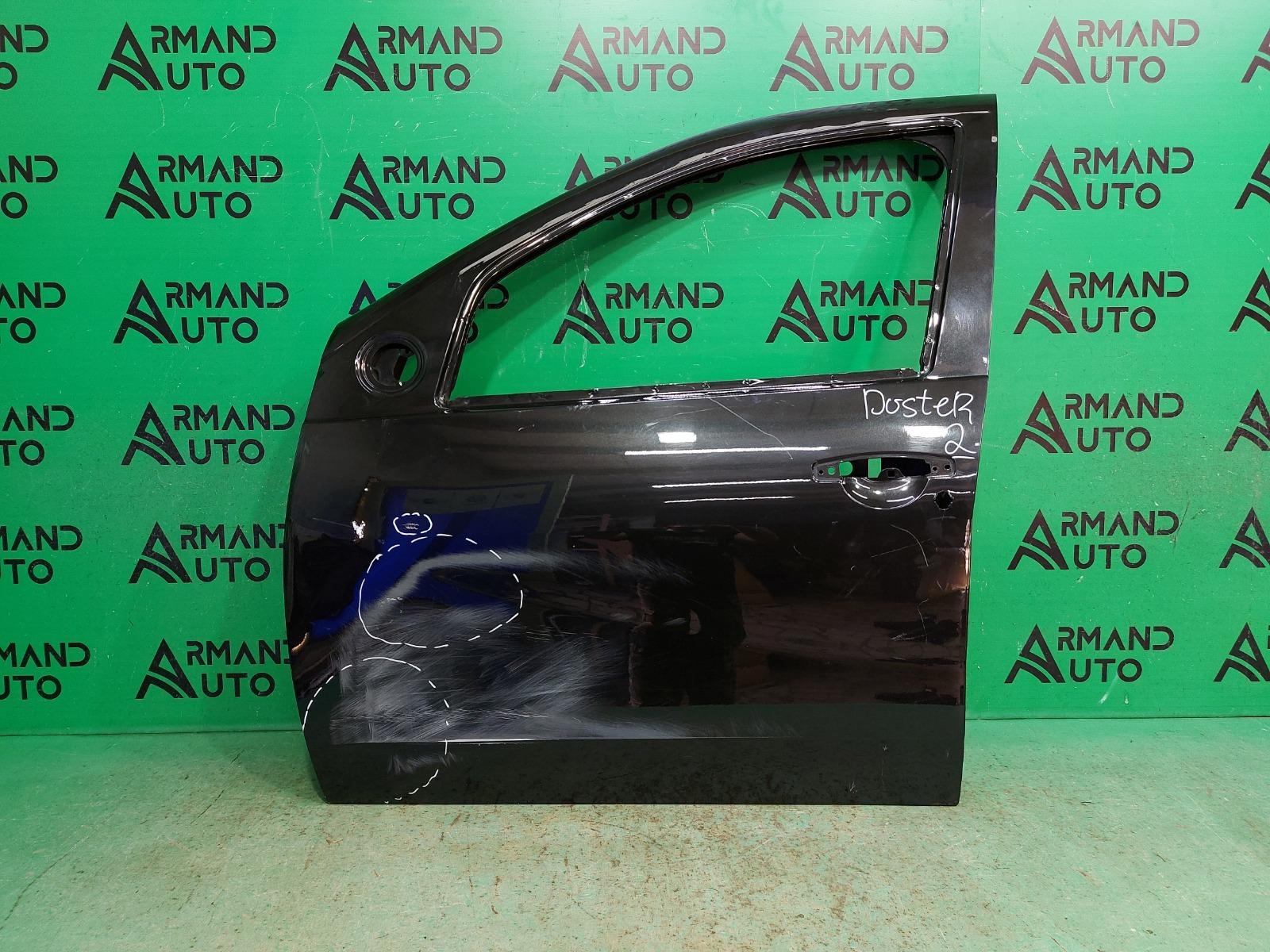 Дверь Renault Duster 1 2010 передняя левая (б/у)