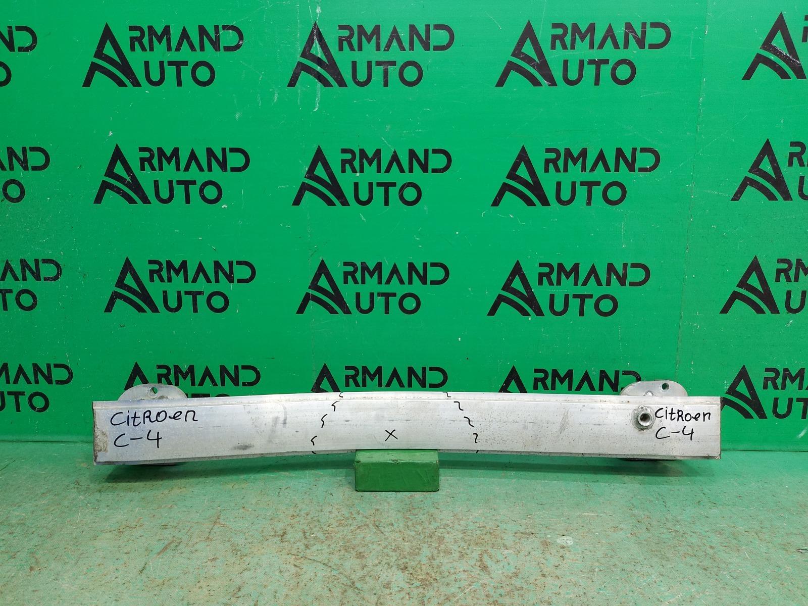 Усилитель бампера Citroen C4 Picasso 1 2006 передний (б/у)