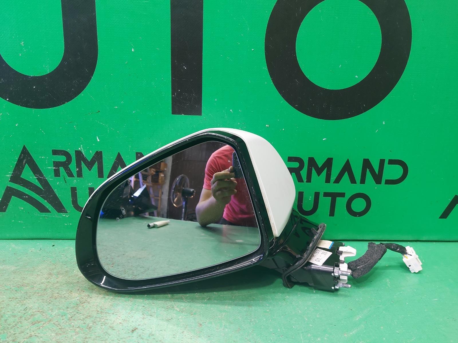 Зеркало Hyundai Santa Fe 4 2018 левое (б/у)