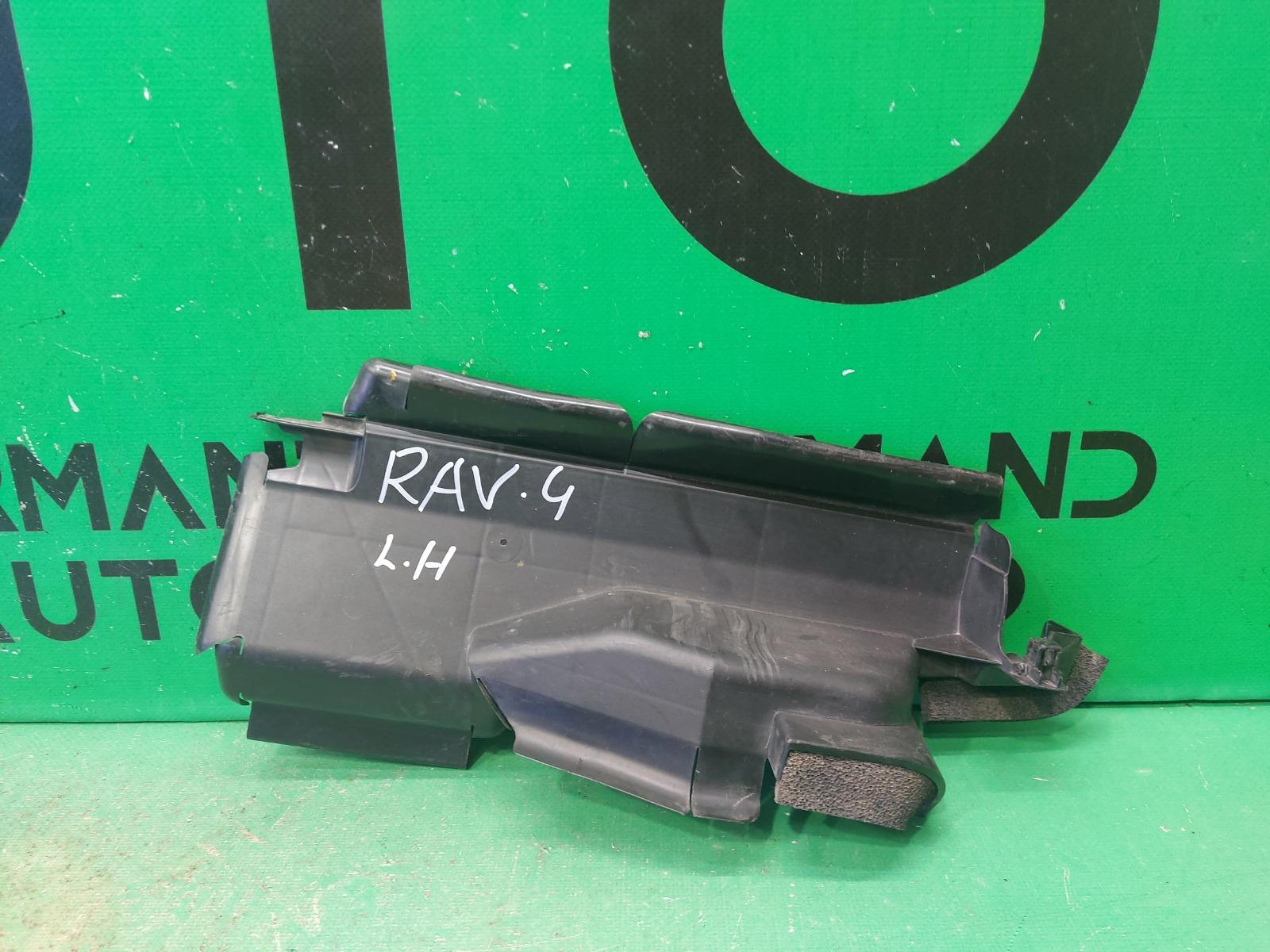Дефлектор радиатора Lexus Ux 1 2018 левый (б/у)