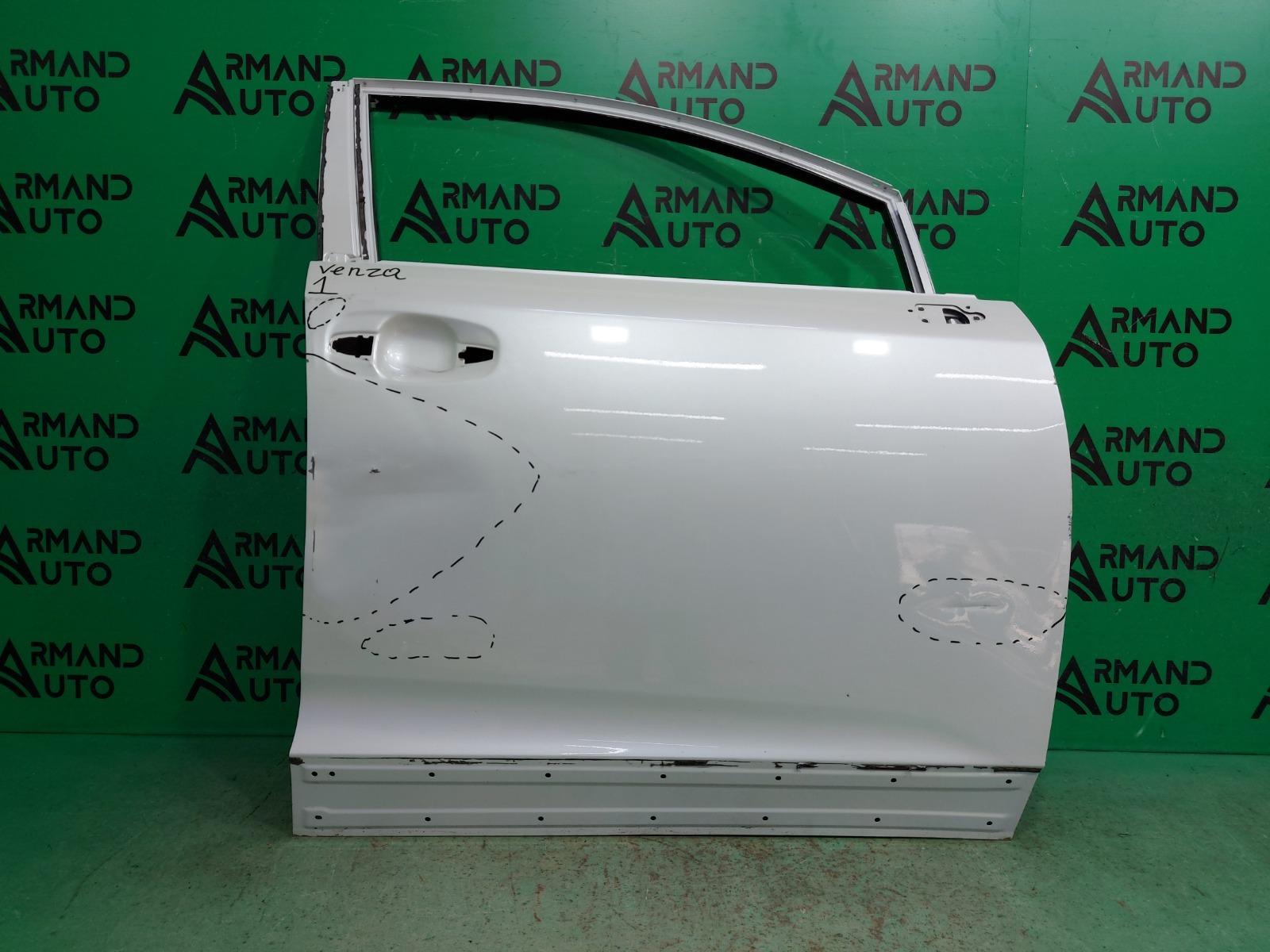 Дверь Toyota Venza 1 2008 передняя правая (б/у)