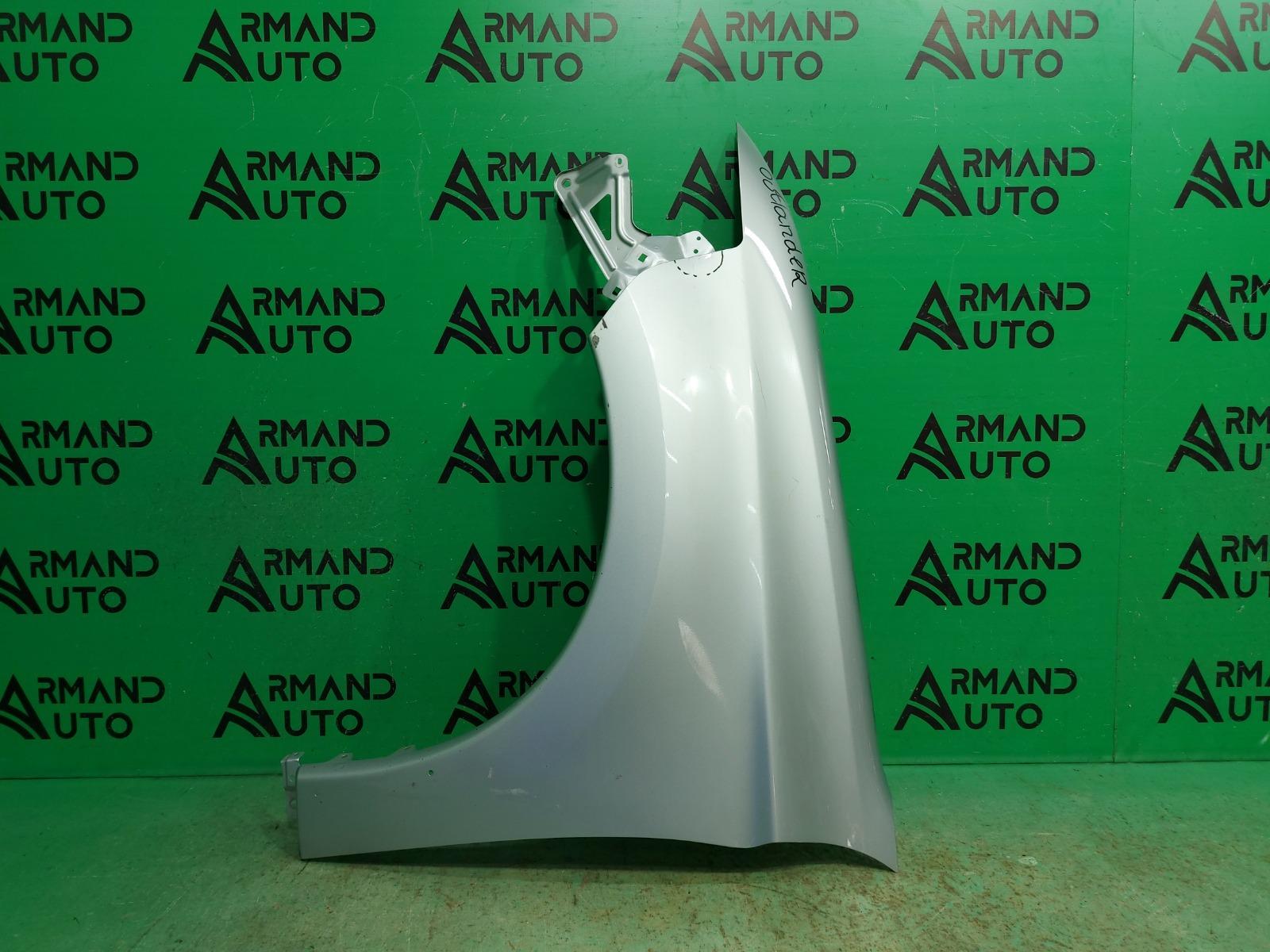 Крыло Mitsubishi Outlander 3 РЕСТАЙЛИНГ 2 2015 переднее левое (б/у)