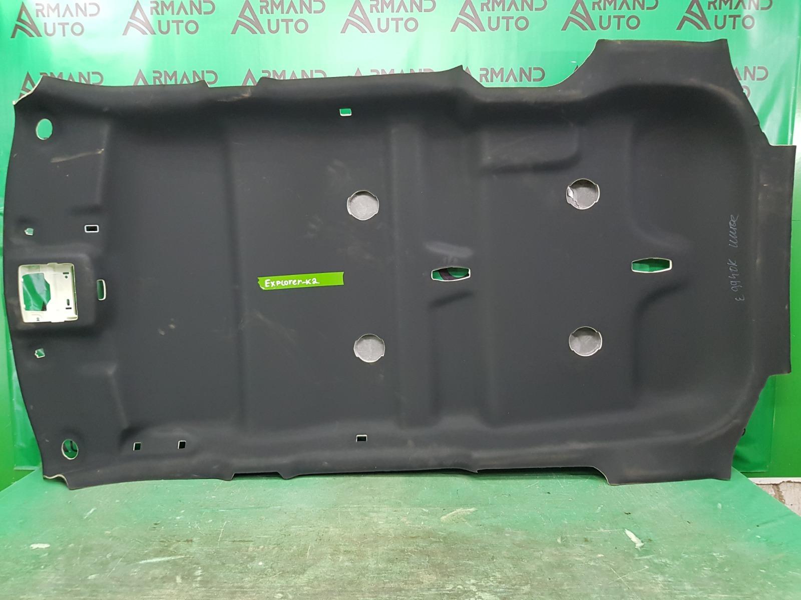 Обшивка потолка Ford Explorer 5 РЕСТАЙЛИНГ 2015 (б/у)