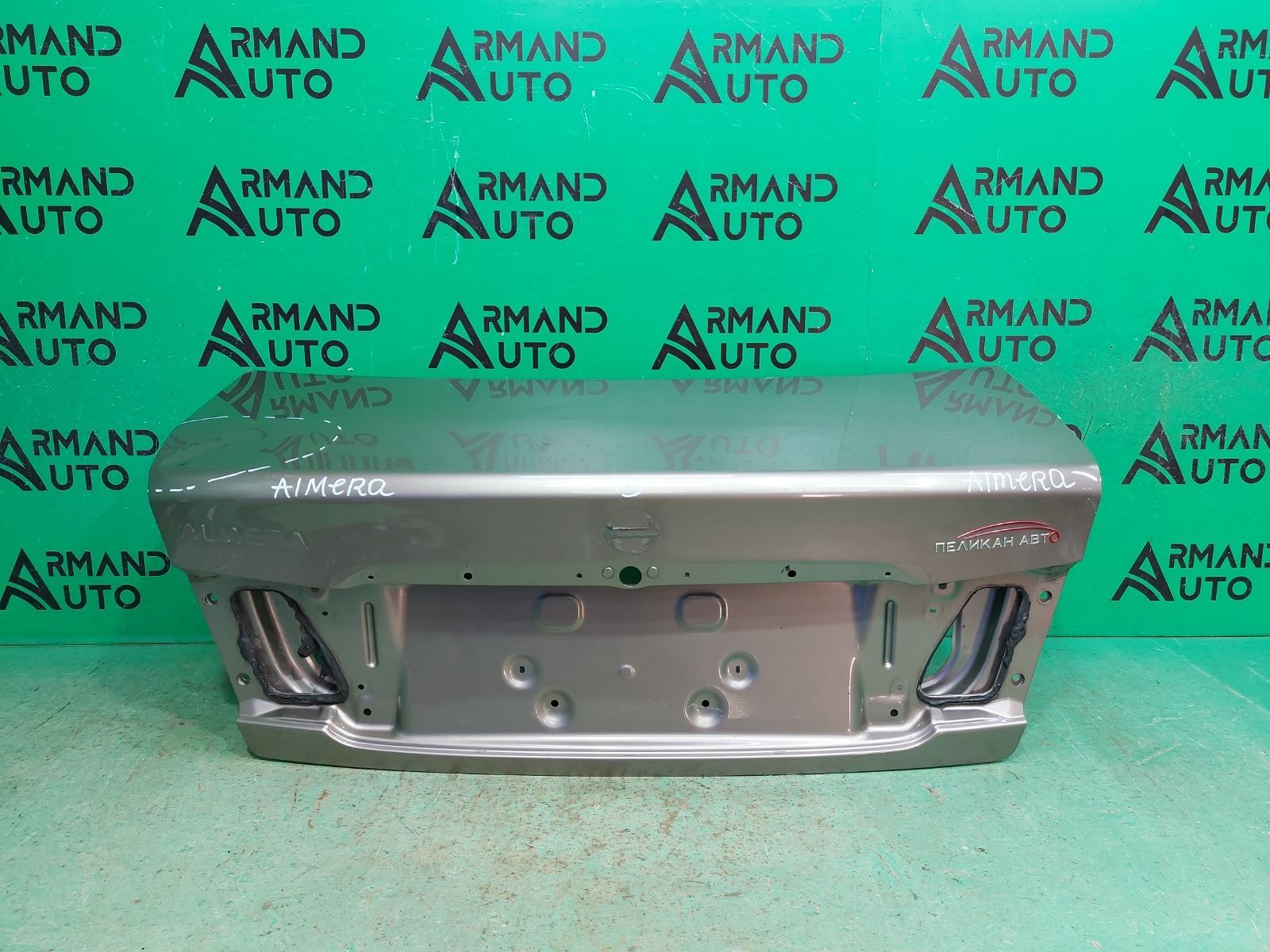 Крышка багажника Nissan Almera N16 2000 (б/у)