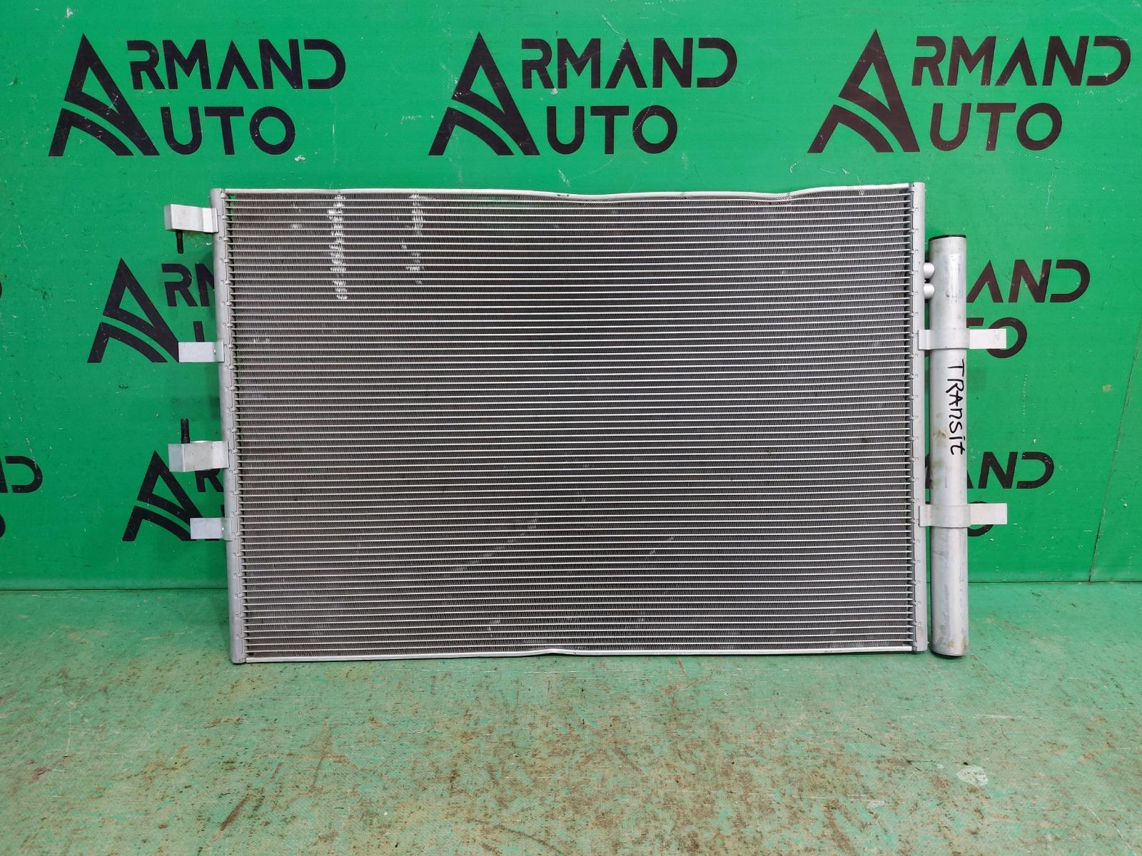 Радиатор кондиционера Ford Transit 7 2014 (б/у)