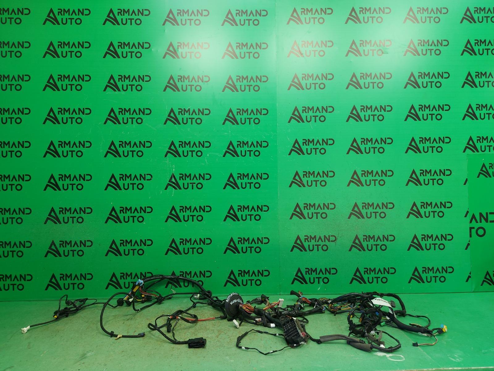 Проводка моторного отсека Nissan Almera G15 2012 (б/у)
