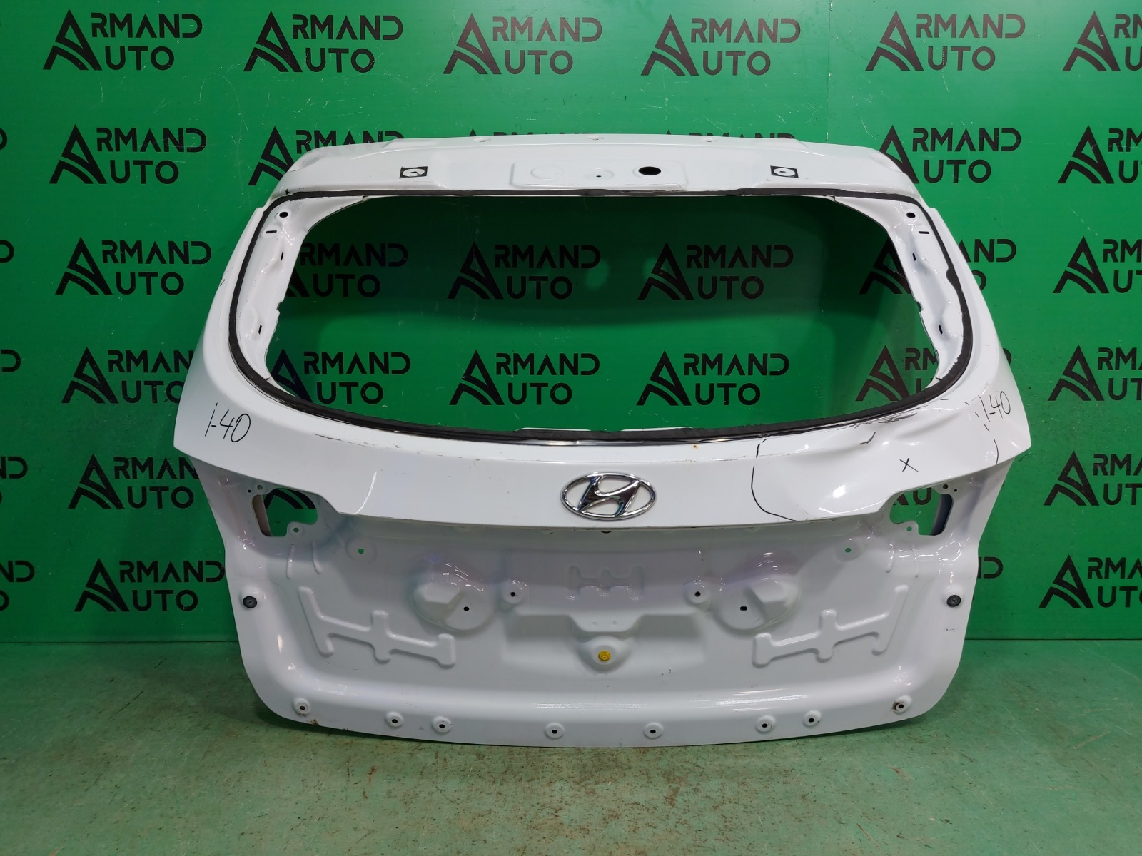 Дверь багажника Hyundai I40 1 2011 (б/у)