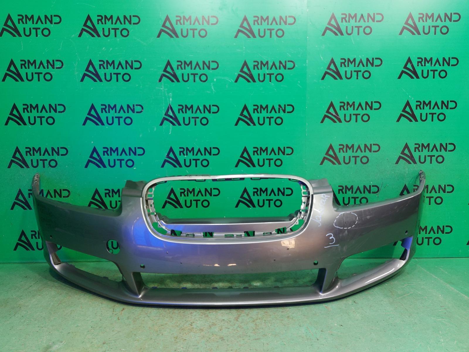 Бампер Jaguar Xf 1 2007 передний (б/у)