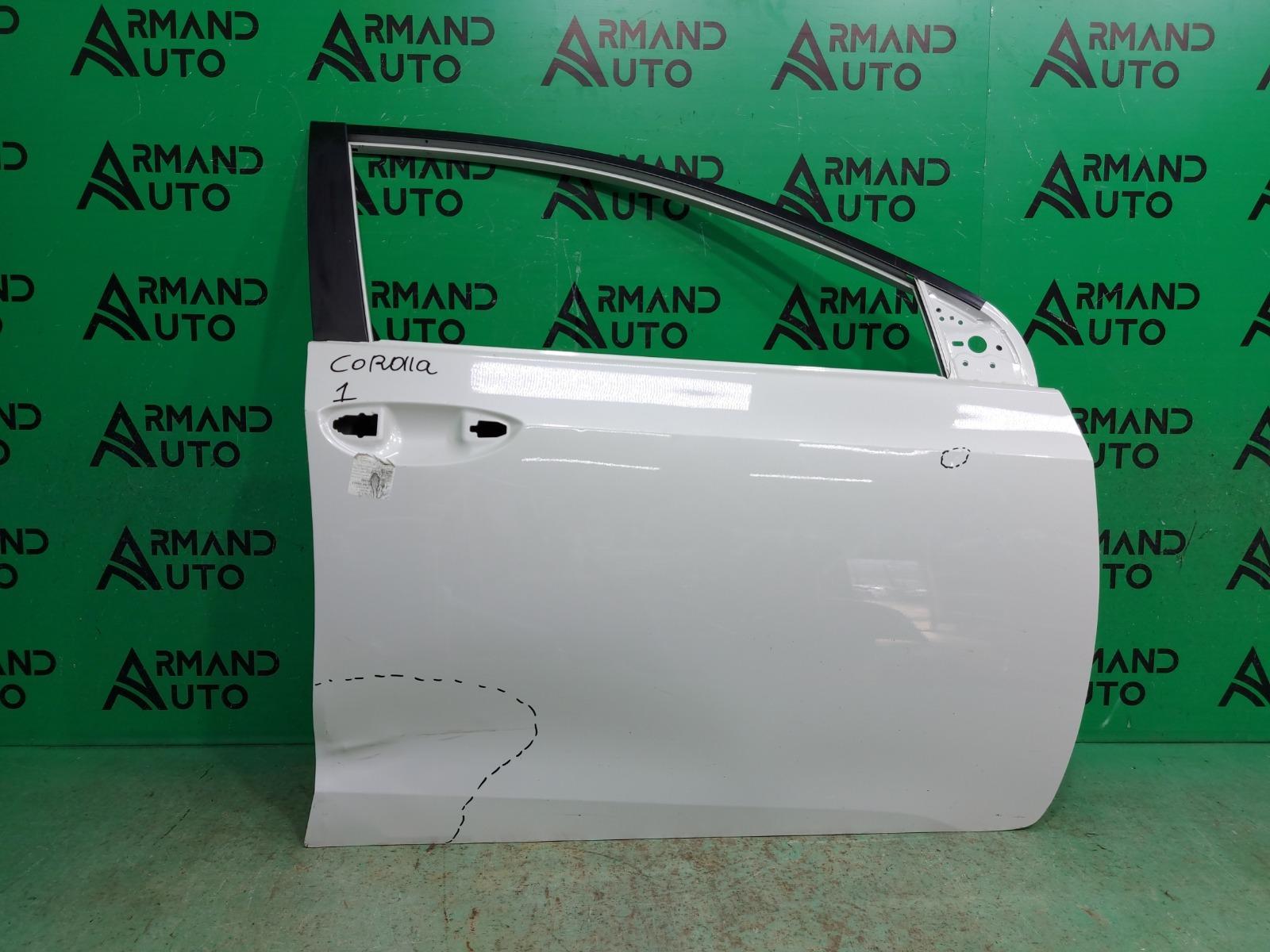 Дверь Toyota Corolla E160 2013 передняя правая (б/у)
