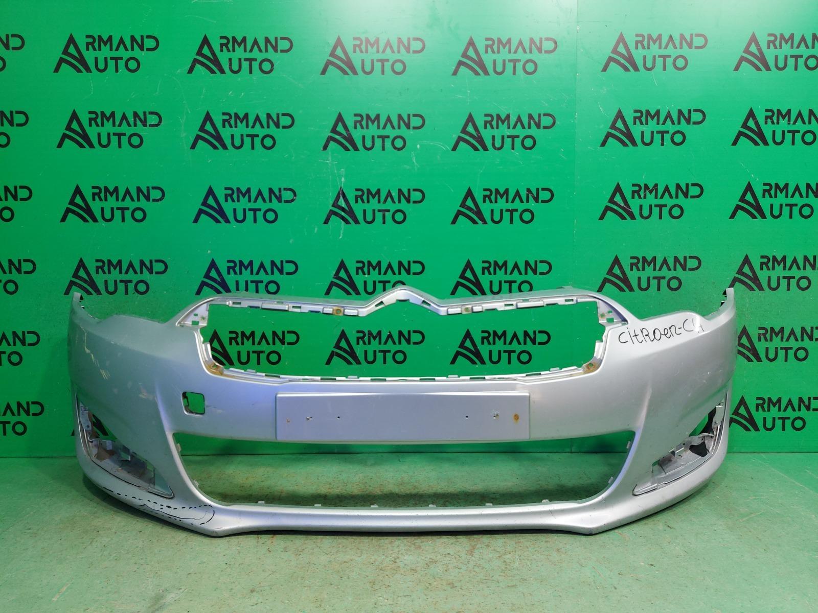 Бампер Citroen C4 2 2010 передний (б/у)