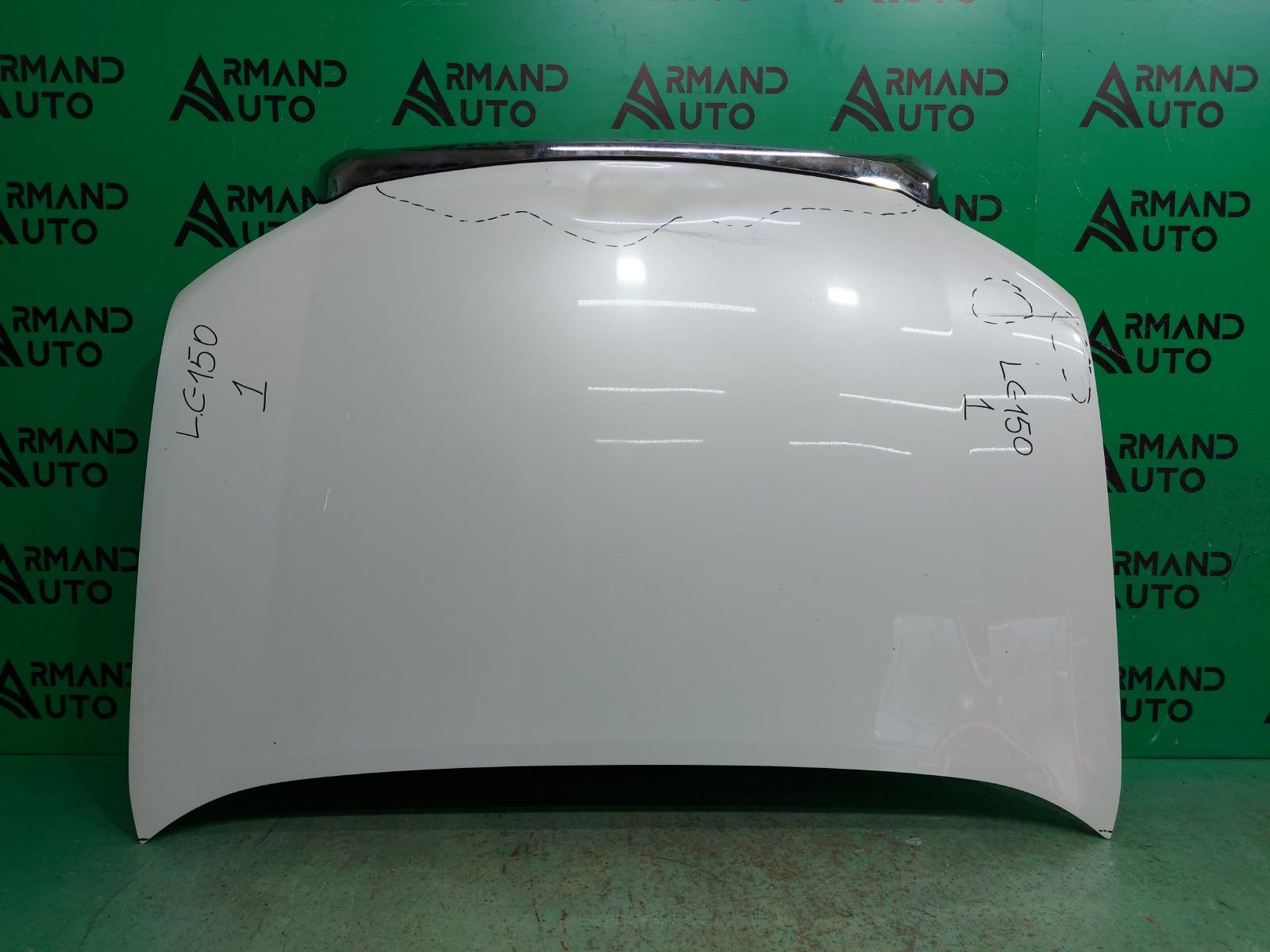 Капот Toyota Land Cruiser Prado 150 2009 (б/у)