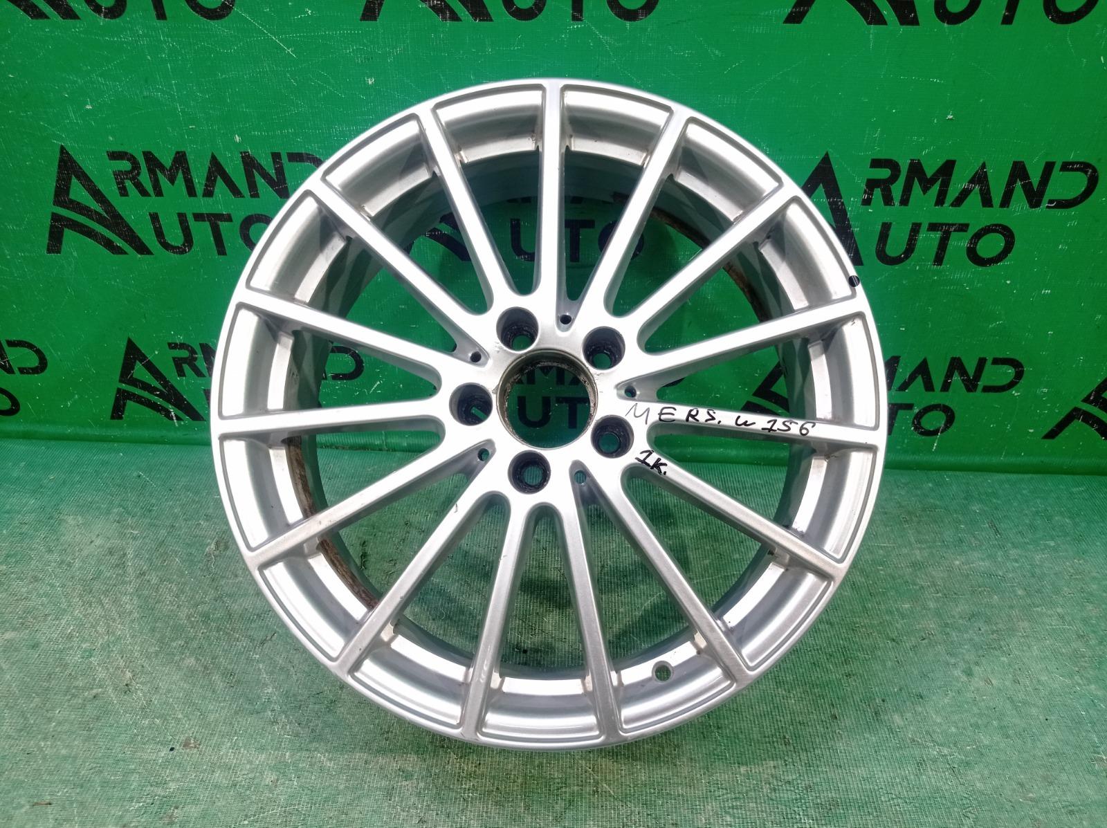 Диск колёсный Mercedes Gla-Class X156 (б/у)