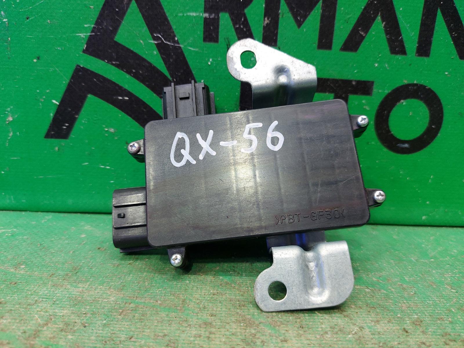 Блок управления дверьми Infiniti Qx56 Qx80 Z62 2010 передний левый (б/у)