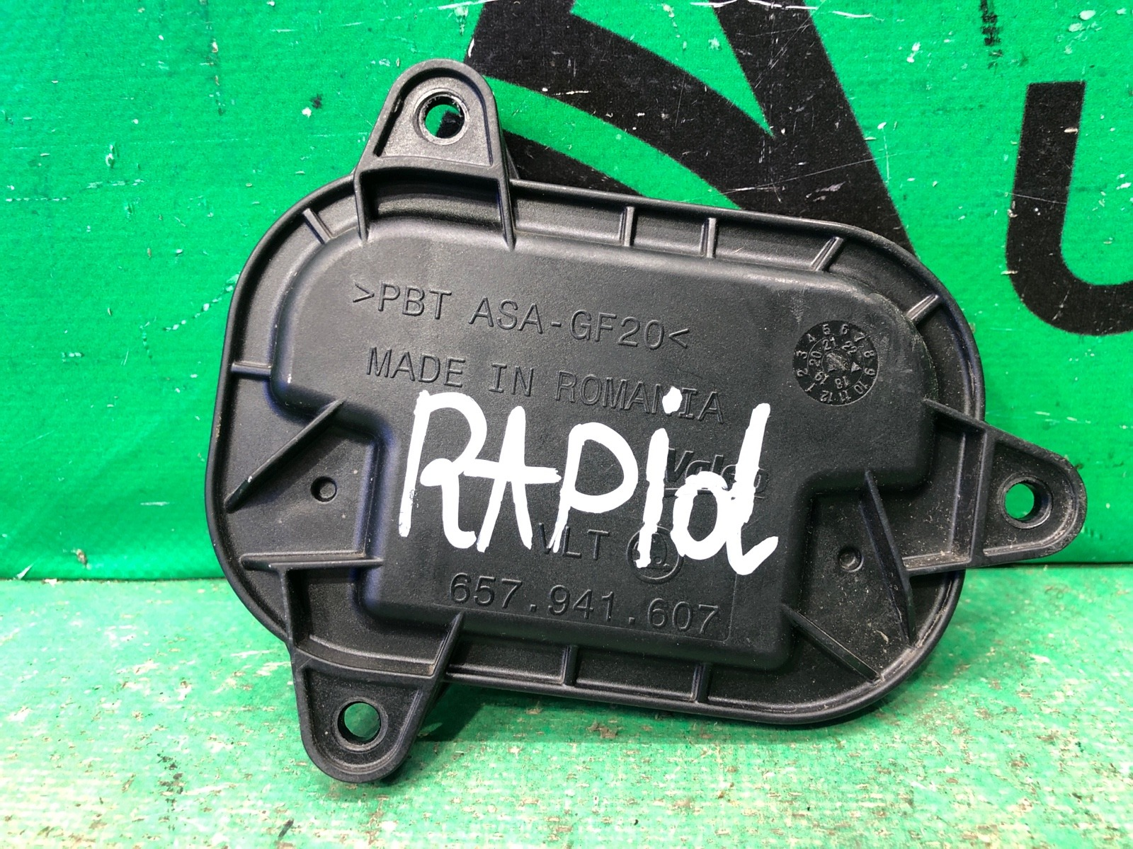 Блок фары Skoda Rapid 2 2020 (б/у)