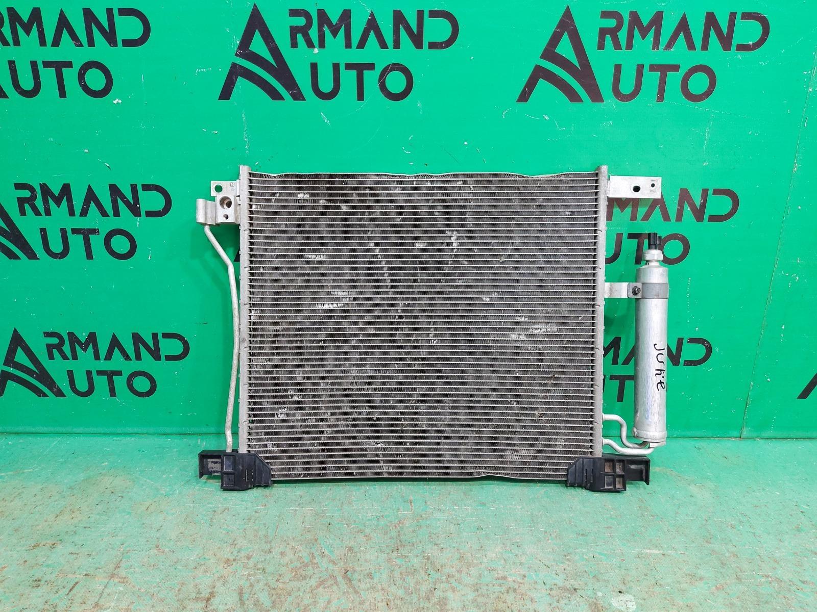 Радиатор кондиционера Nissan Juke YF15 2010 (б/у)