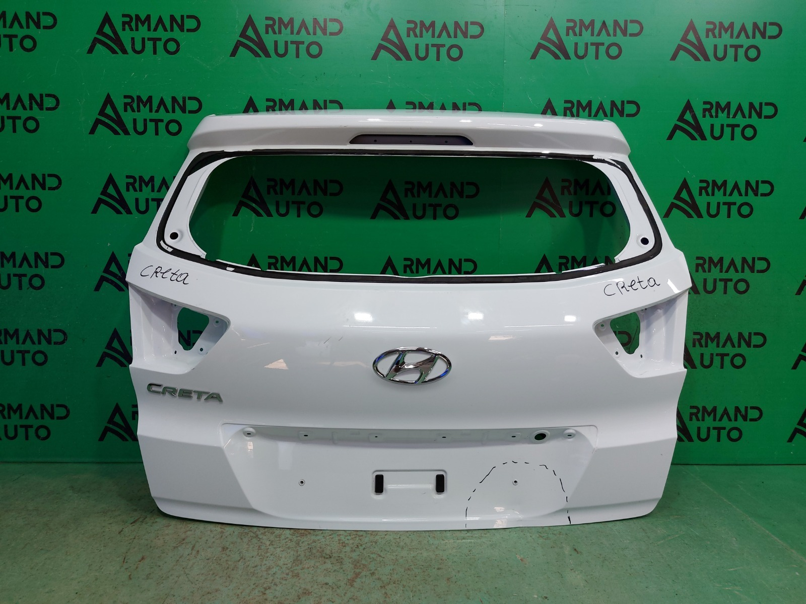 Дверь багажника Hyundai Creta 1 2014 (б/у)