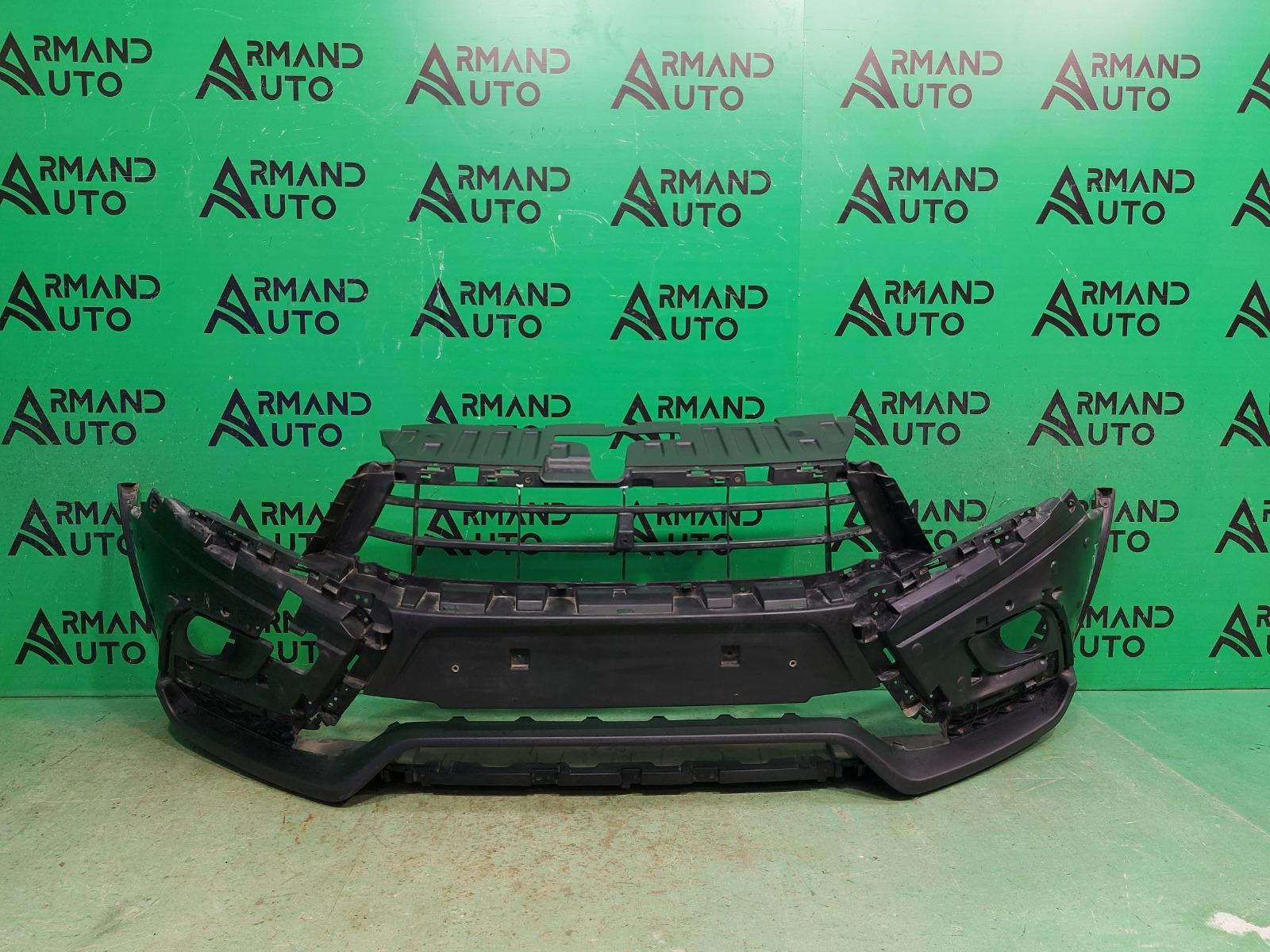 Бампер Lada Vesta Cross 1 2015 передний (б/у)