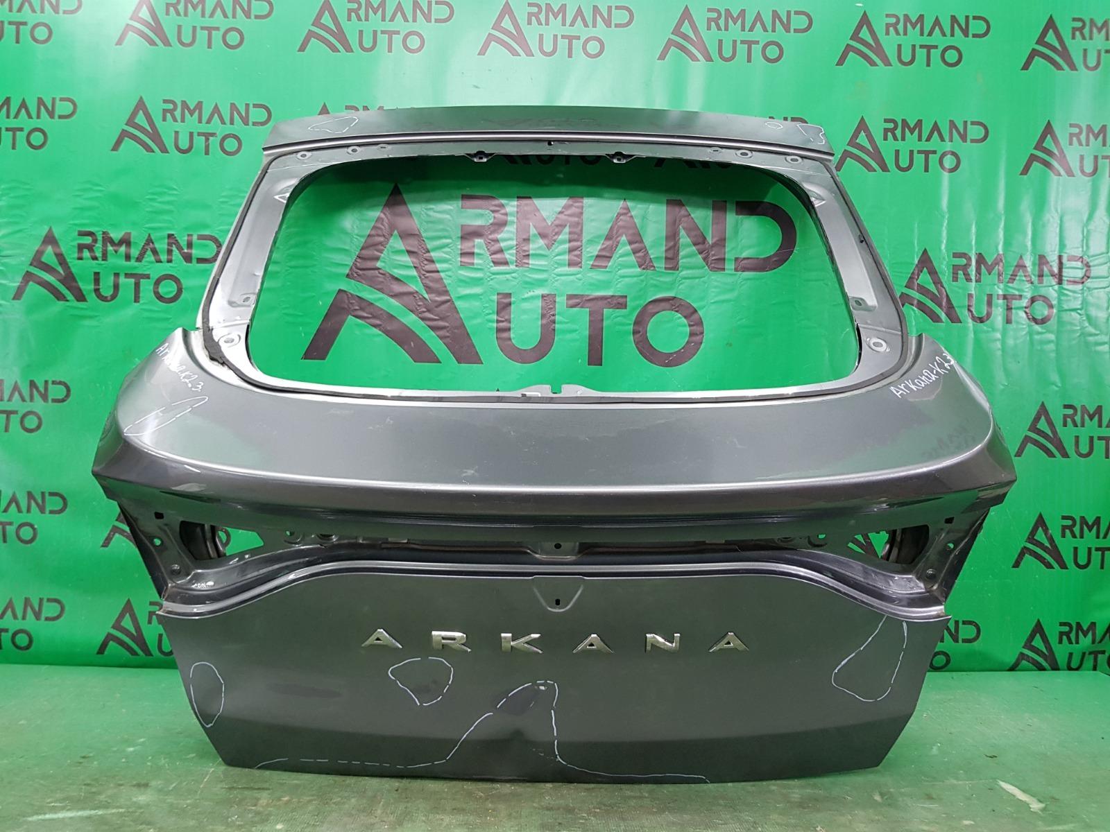 Дверь багажника Renault Arkana 1 2019 (б/у)