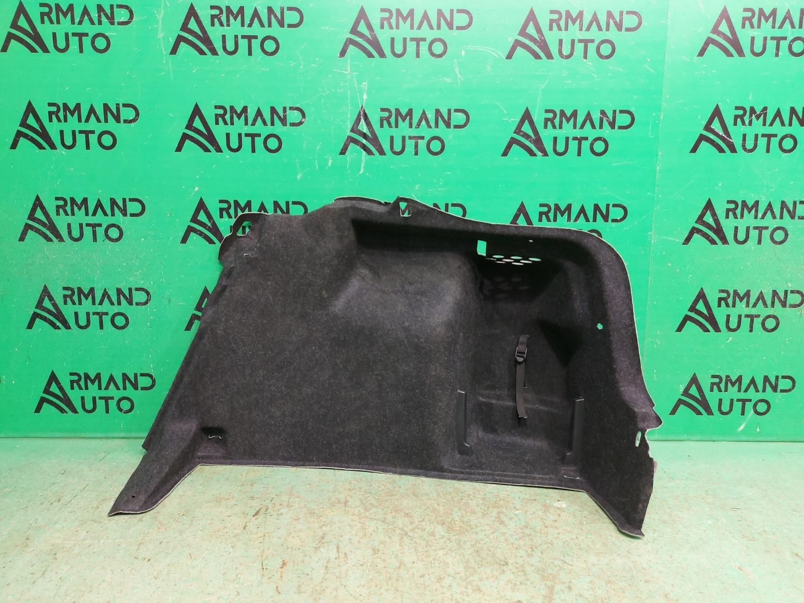 Обшивка багажника Skoda Rapid 1 2012 (б/у)