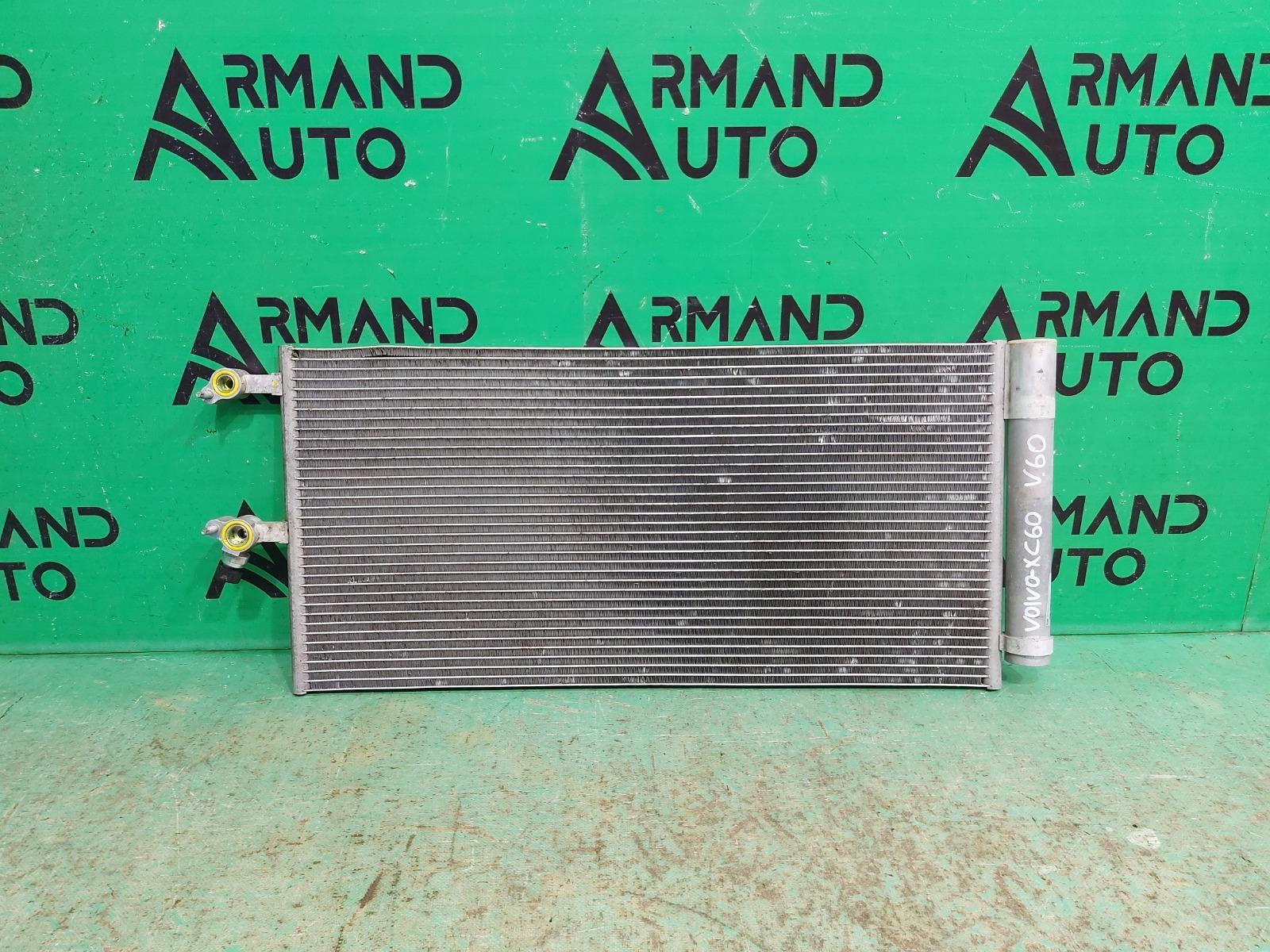 Радиатор кондиционера Volvo Xc90 2 2014 (б/у)