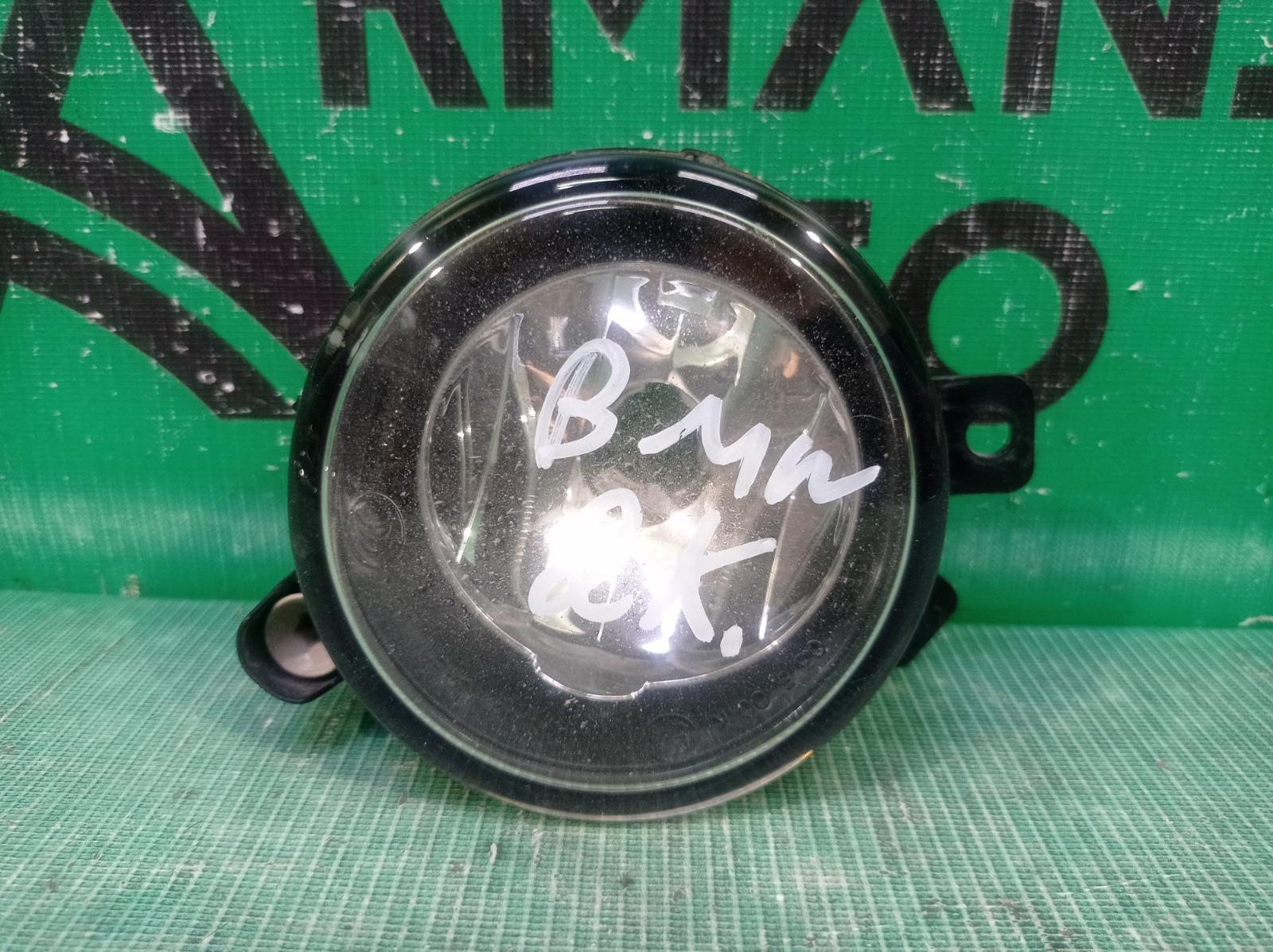 Птф Bmw X1 E84 2009 правый (б/у)