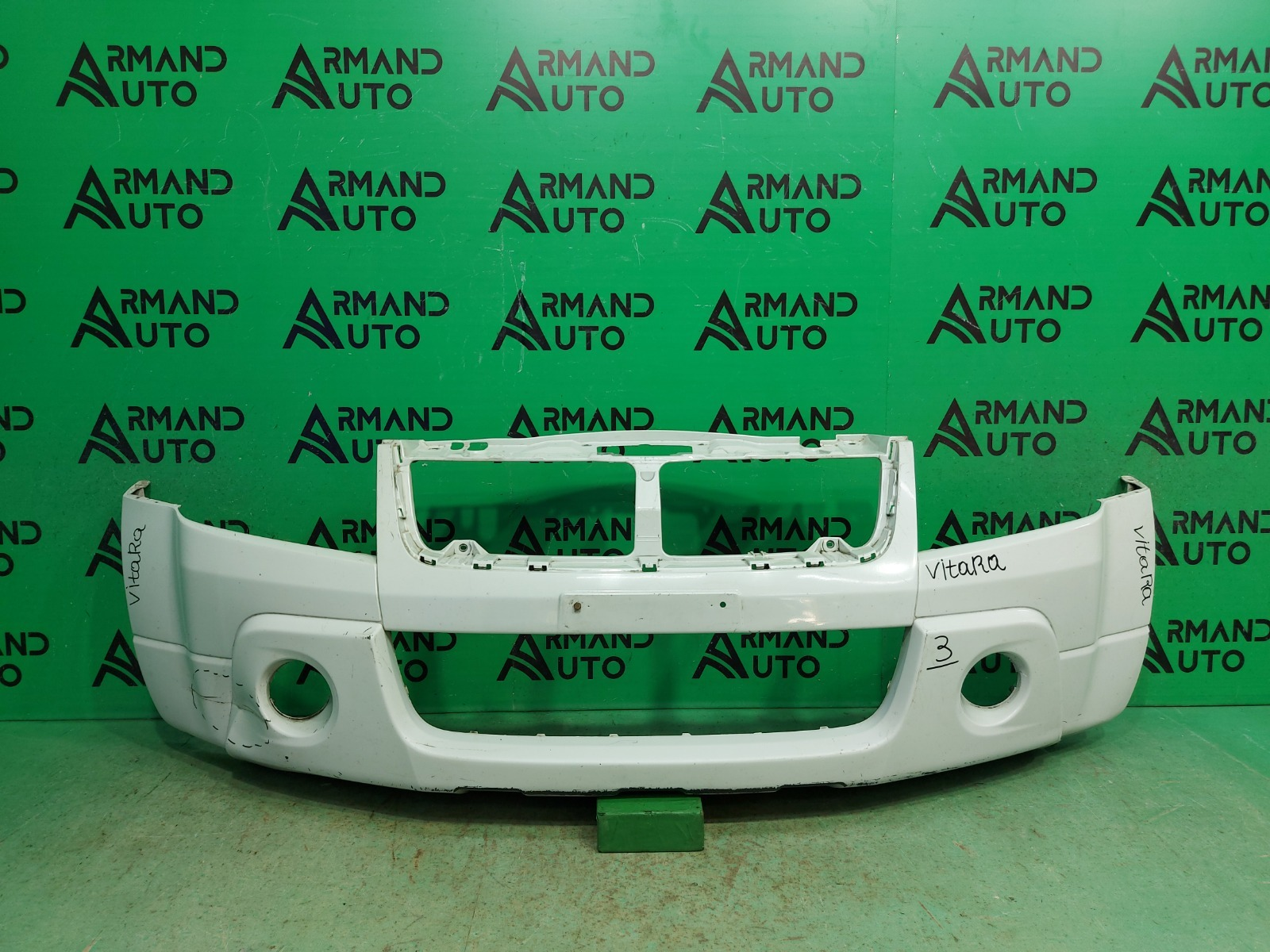 Бампер Suzuki Grand Vitara JT РЕСТАЙЛИНГ 2008 передний (б/у)