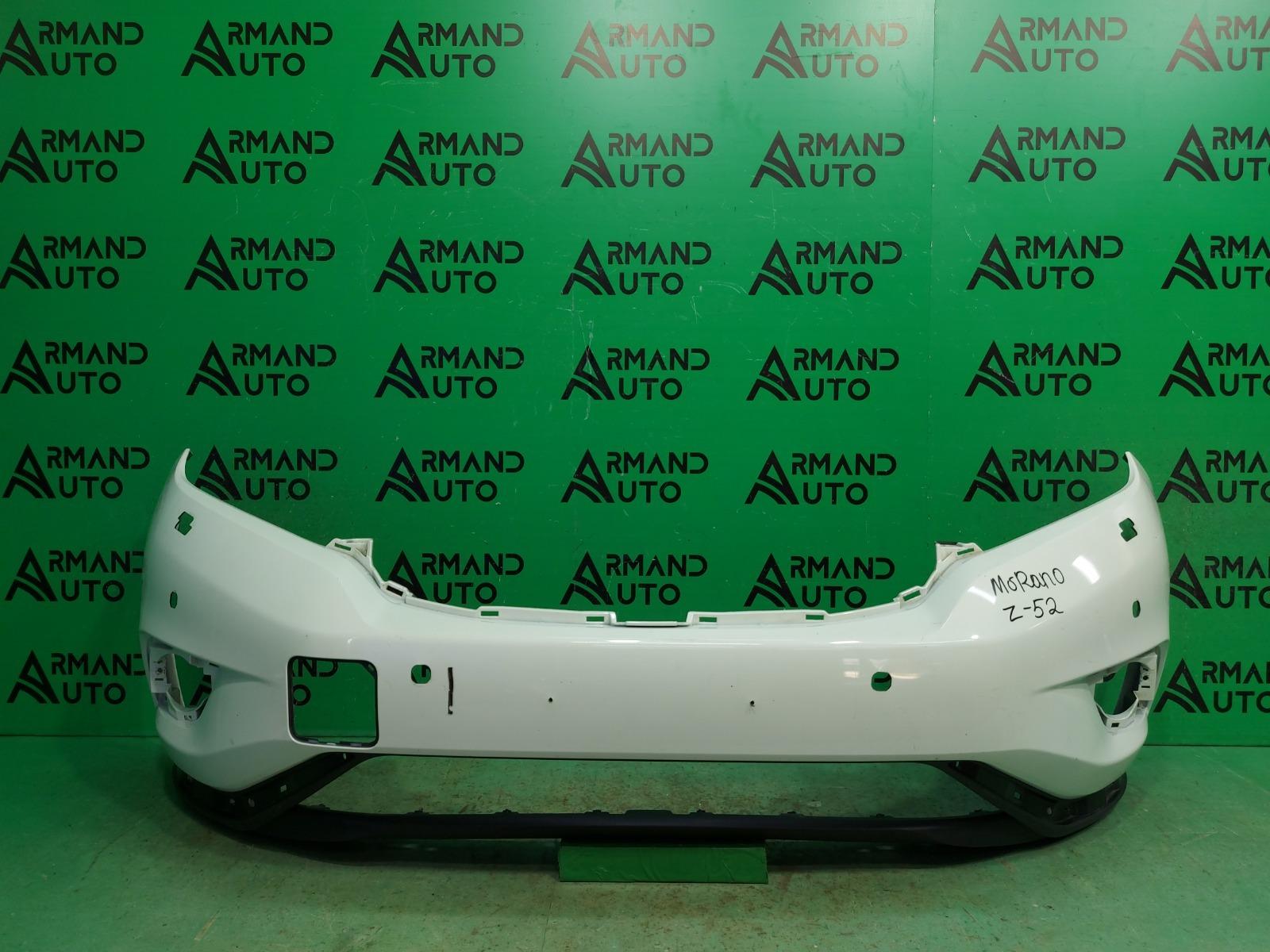 Бампер Nissan Murano Z52 2014 передний (б/у)