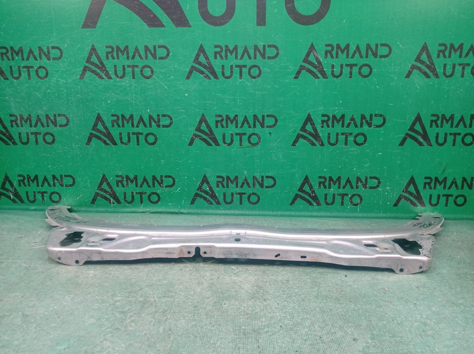 Панель передняя (суппорт радиатора) Mercedes C-Class W205 2014 верхний (б/у)
