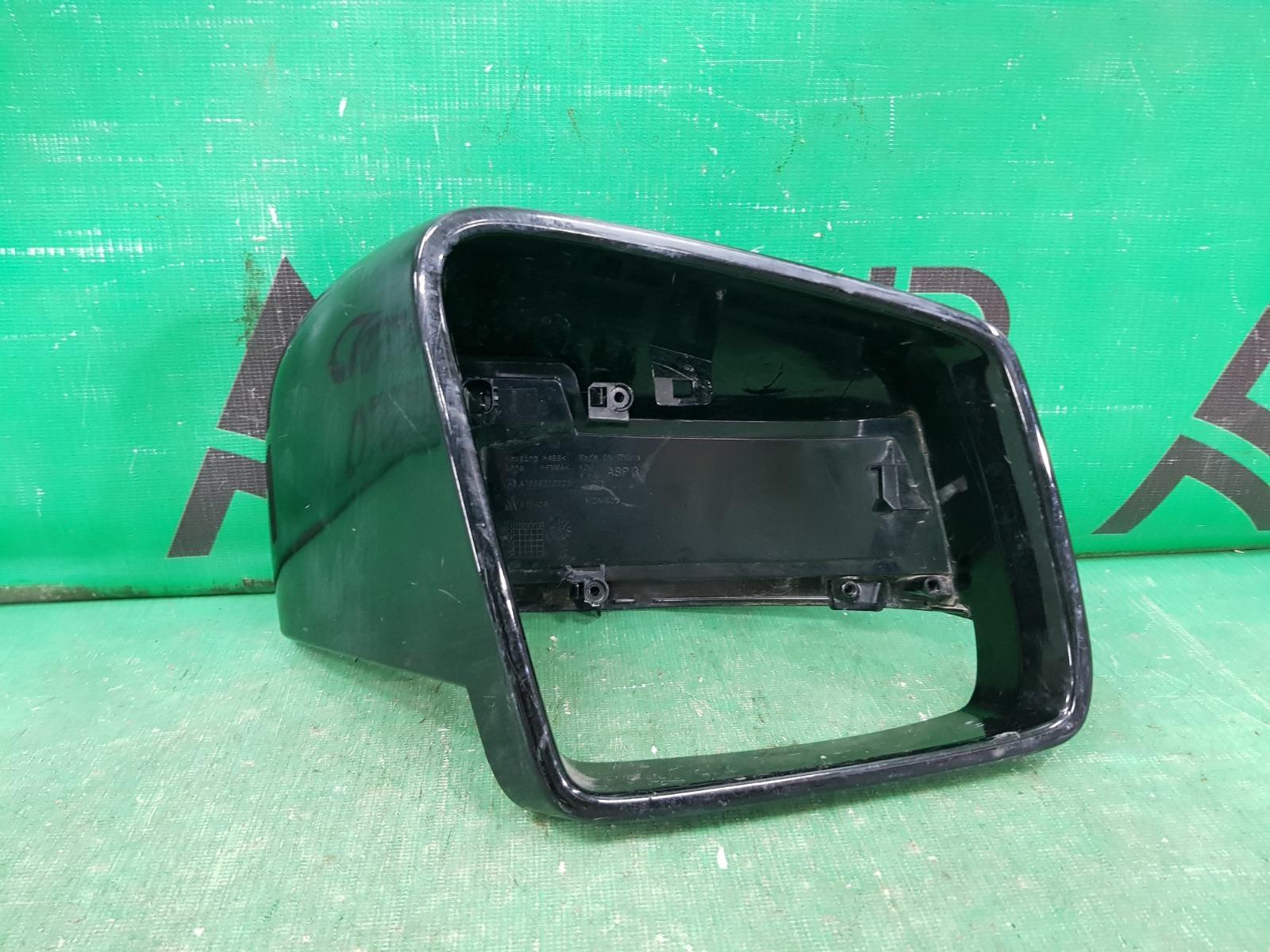 Крышка зеркала Mercedes Ml W166 2011 правая верхняя (б/у)