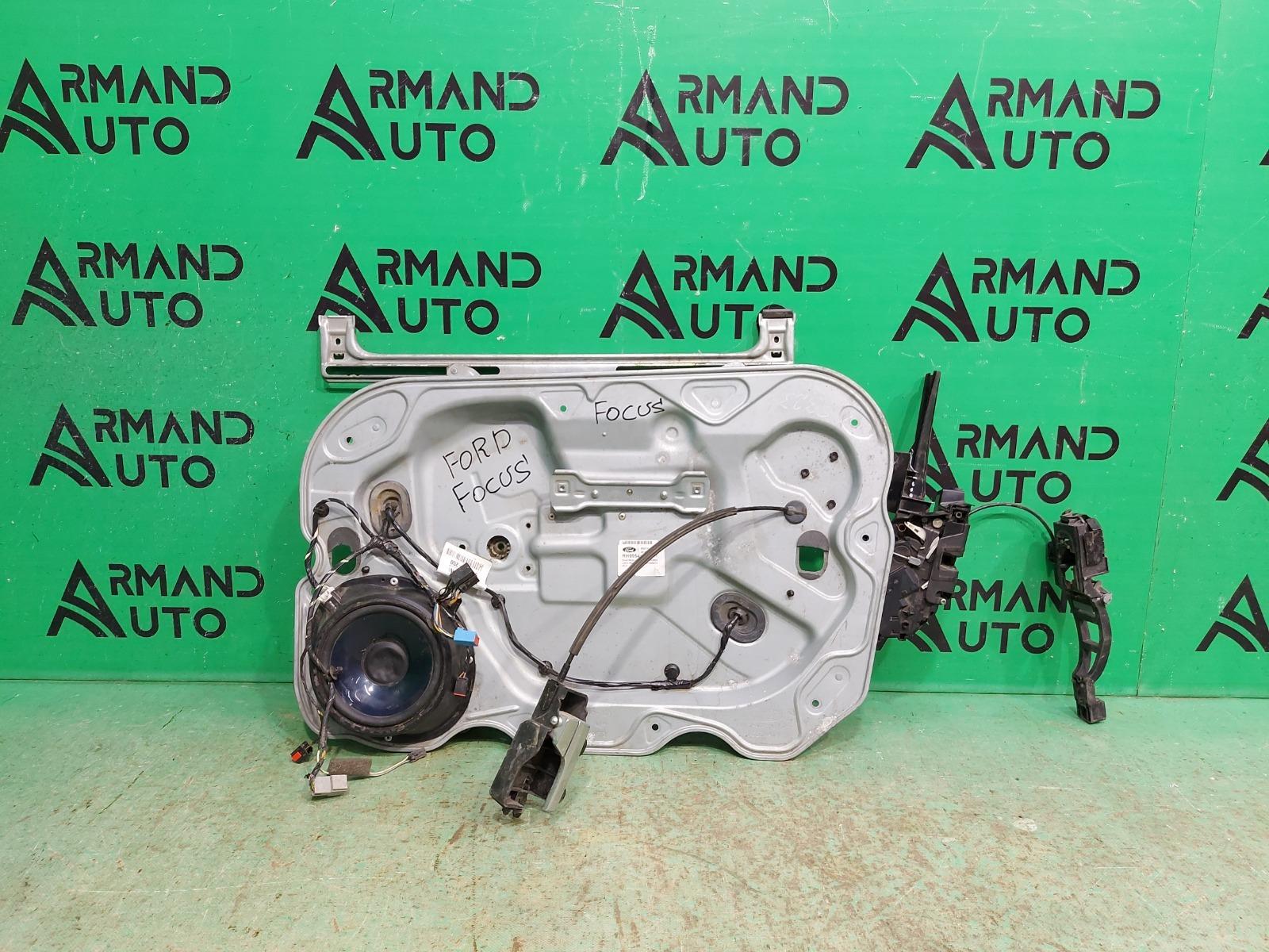 Стеклоподъемник Ford Focus 2 РЕСТАЙЛИНГ 2008 передний правый (б/у)