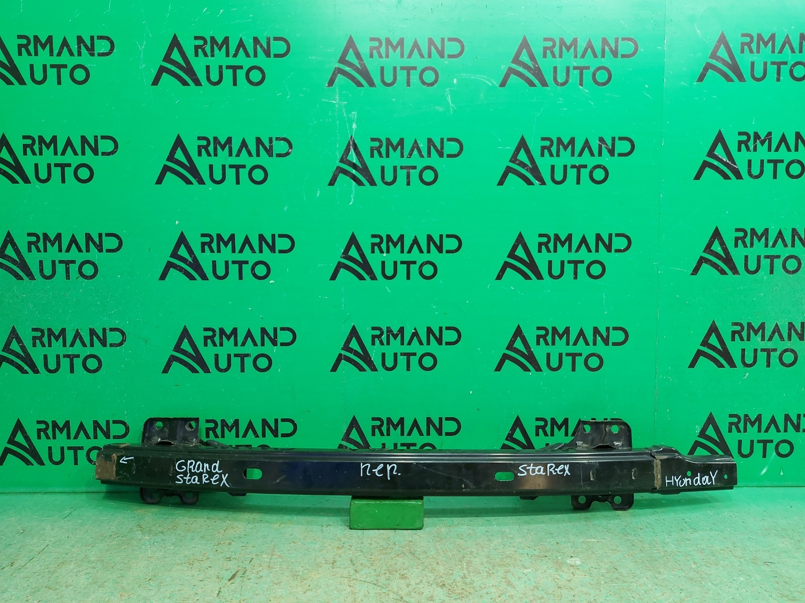Усилитель бампера Hyundai Grand Starex H1 2007 передний (б/у)