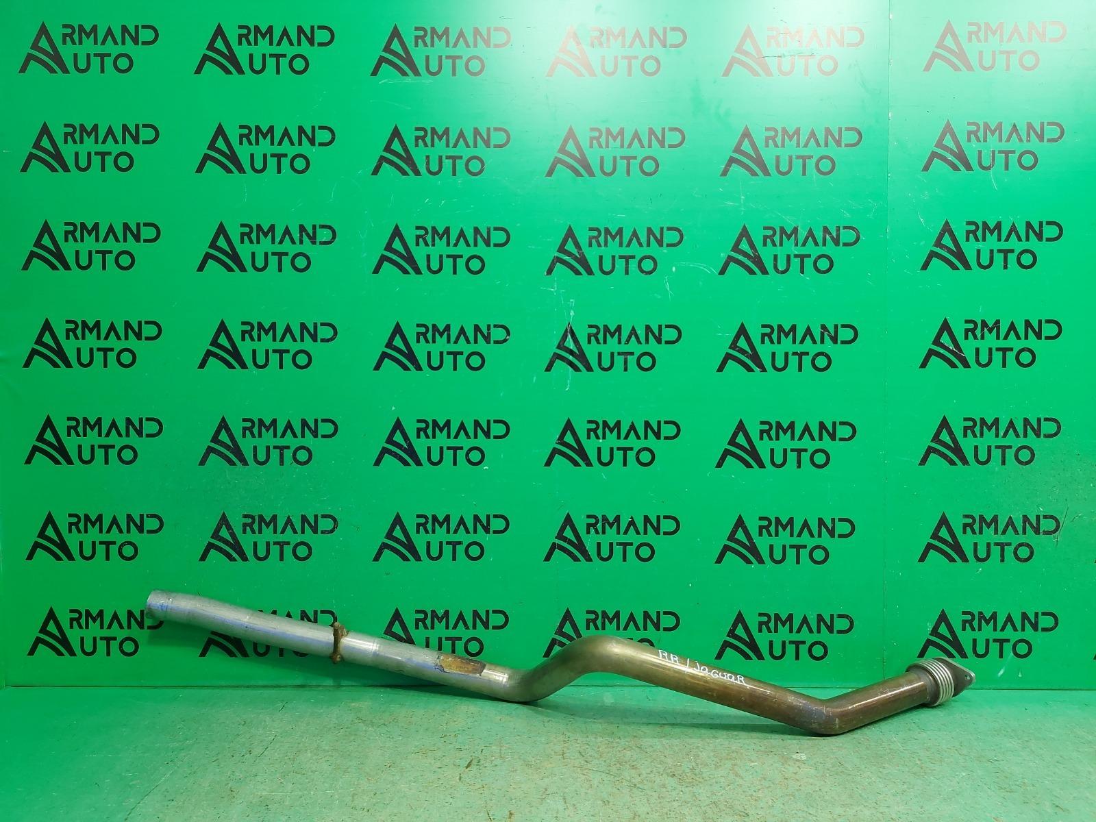 Приемная труба глушителя Land Rover Range Rover Velar 1 2017 (б/у)