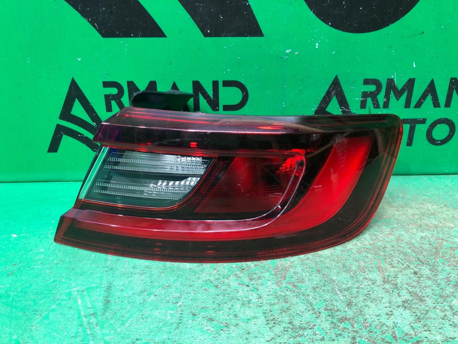 Фонарь Renault Arkana 1 2019 правый (б/у)