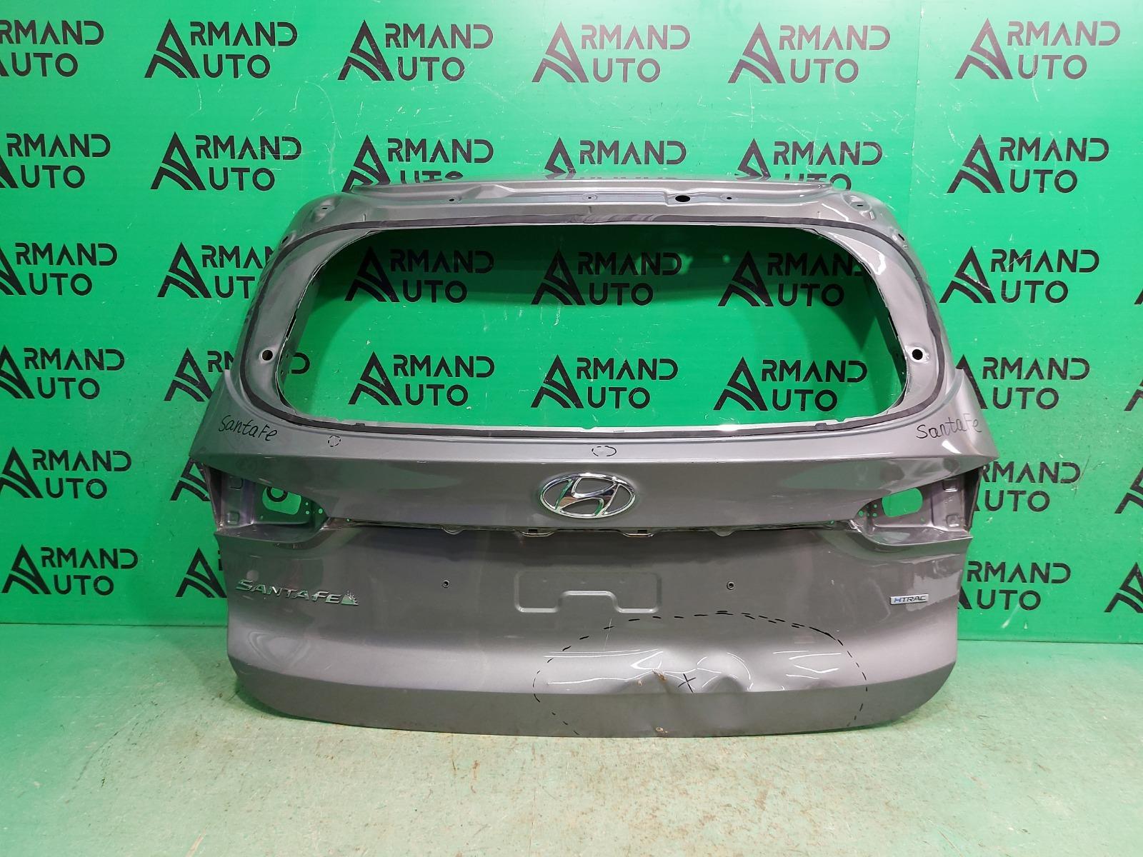 Дверь багажника Hyundai Santa Fe 4 2018 (б/у)