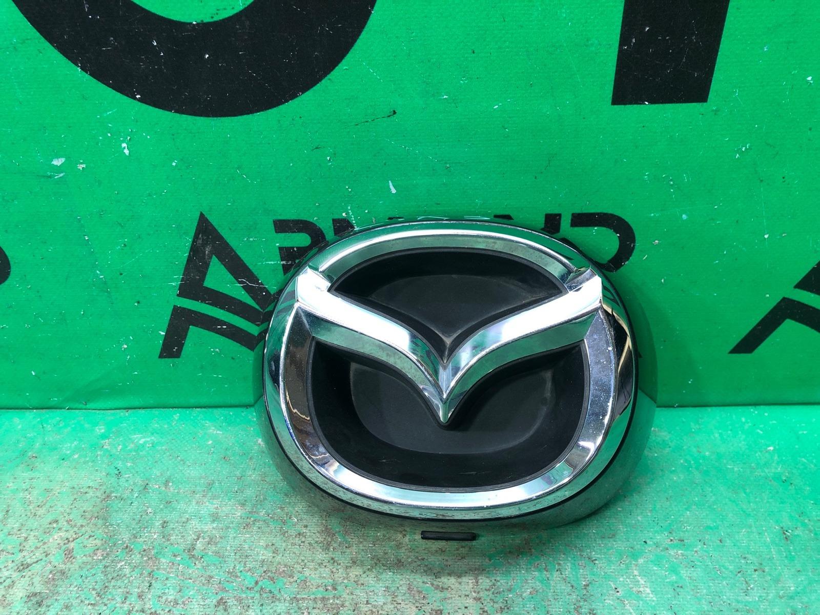 Эмблема Mazda Cx-5 Cx5 2 2017 (б/у)