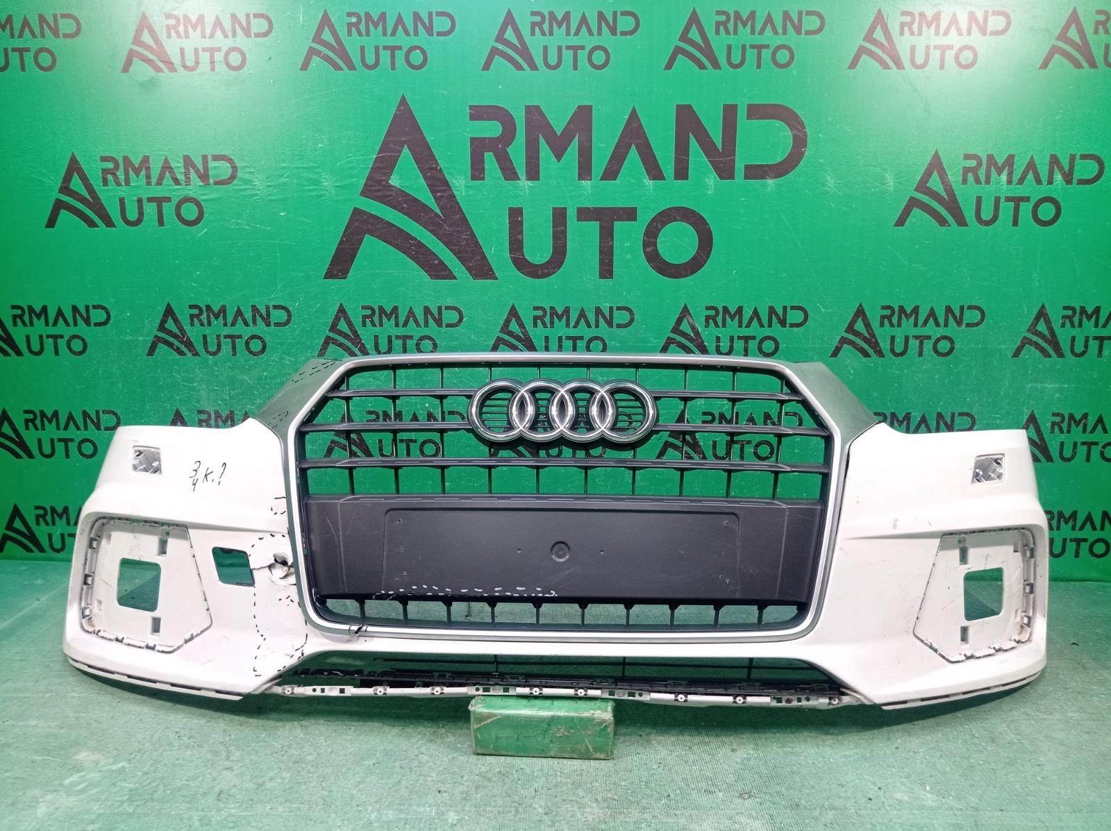 Бампер Audi Q3 1 8U 2014 передний (б/у)